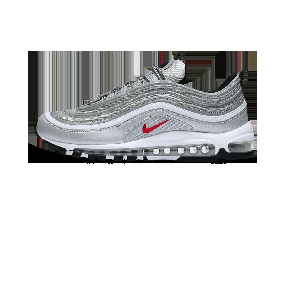 air max 97 silver ragazzo