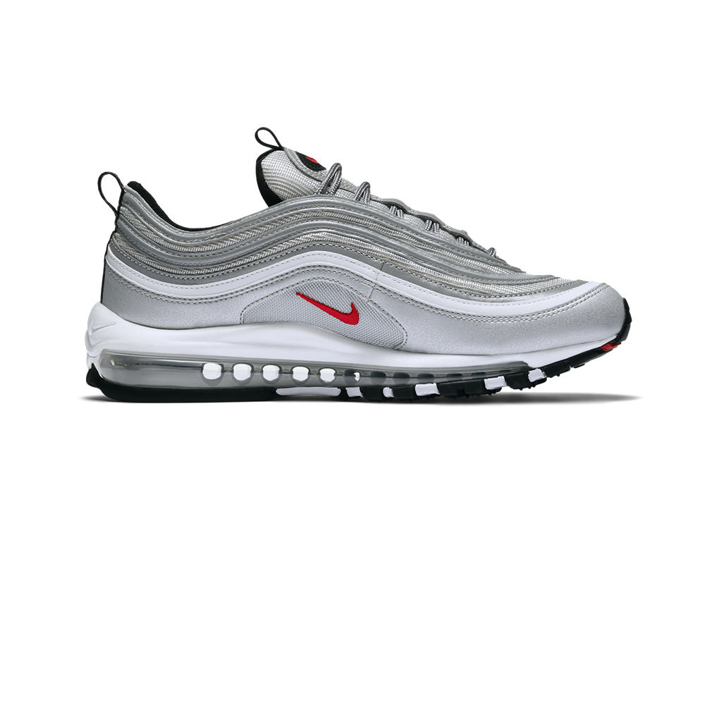 silver air max 97 uomo