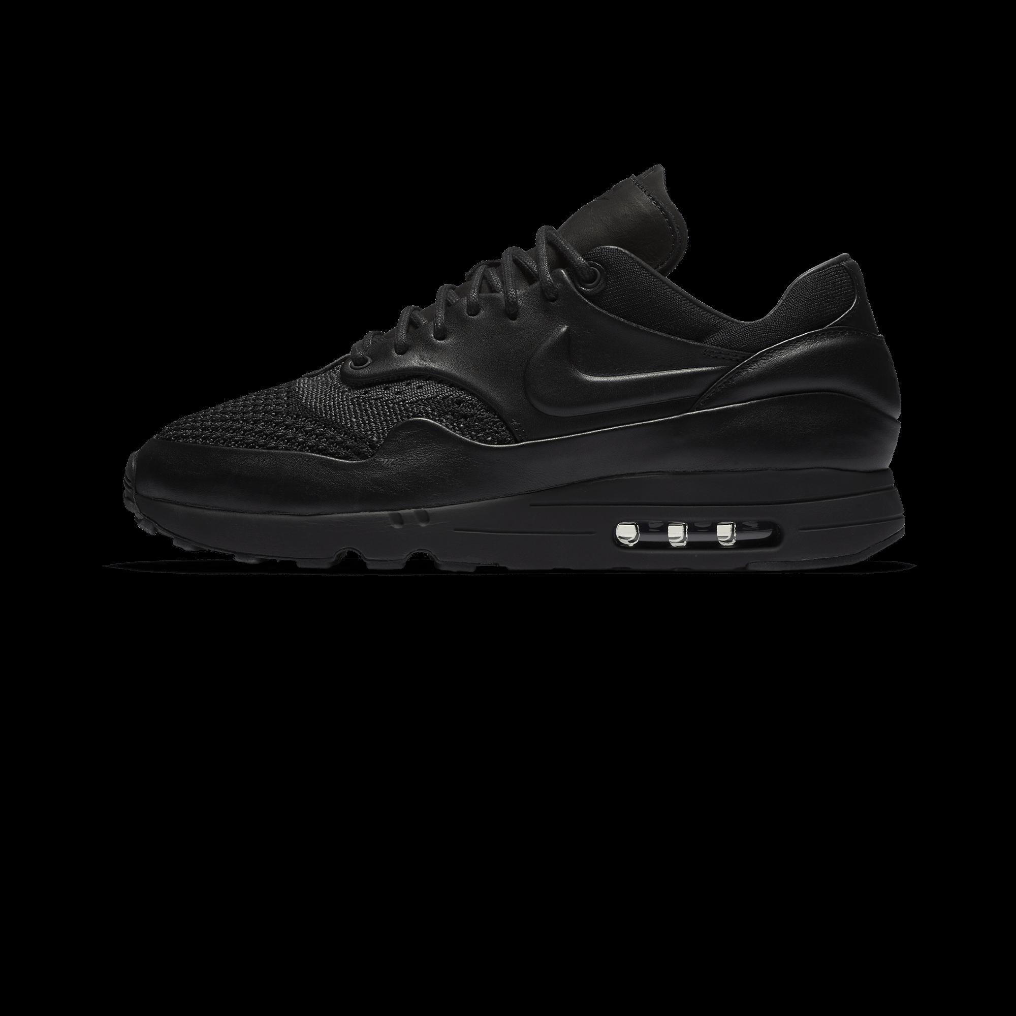 d85b8b38c78 NikeLab Air Max 1 Flyknit Royal x Arthur Huang black anthracite ...