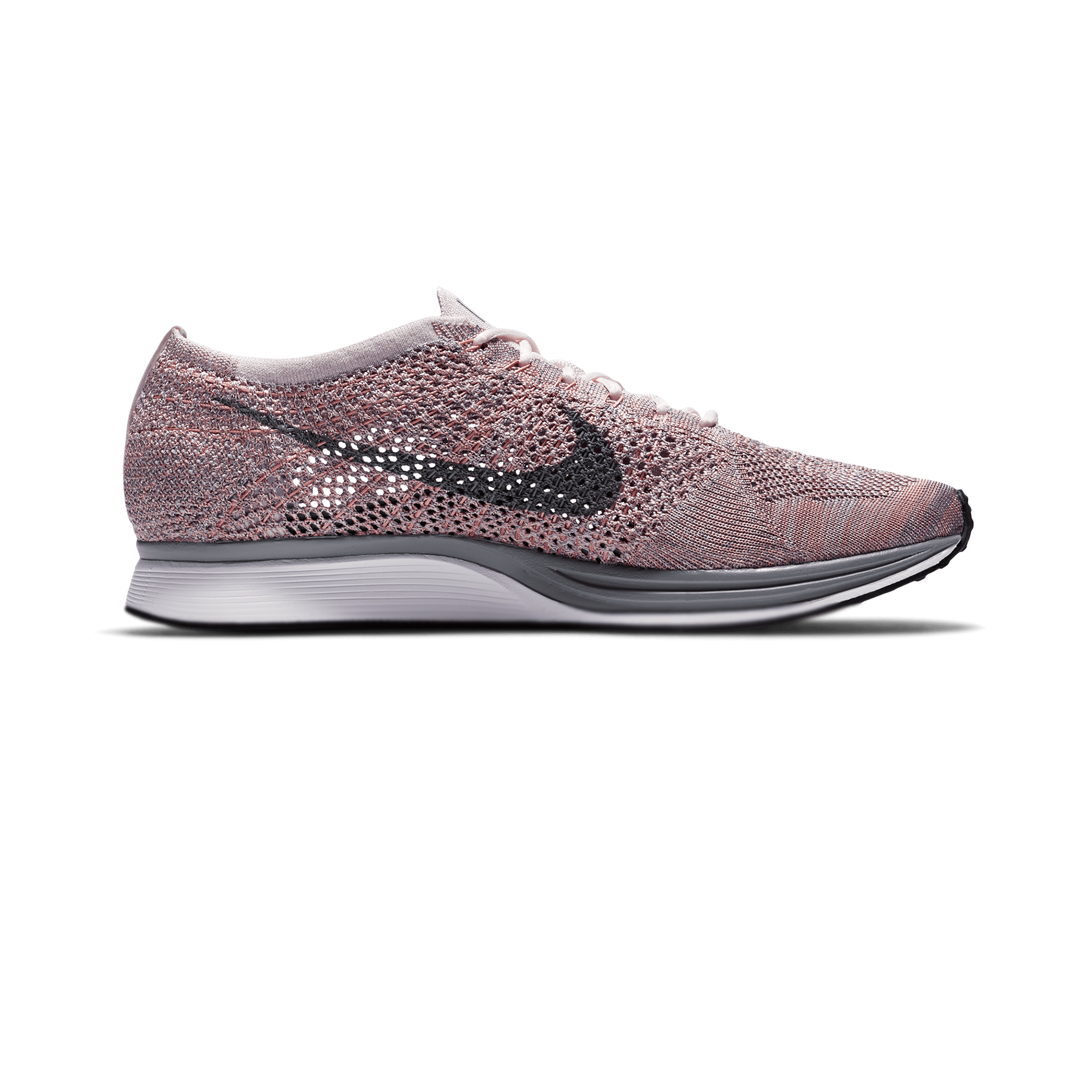 Flyknit Racer Strawberry pearl pink/cool grey