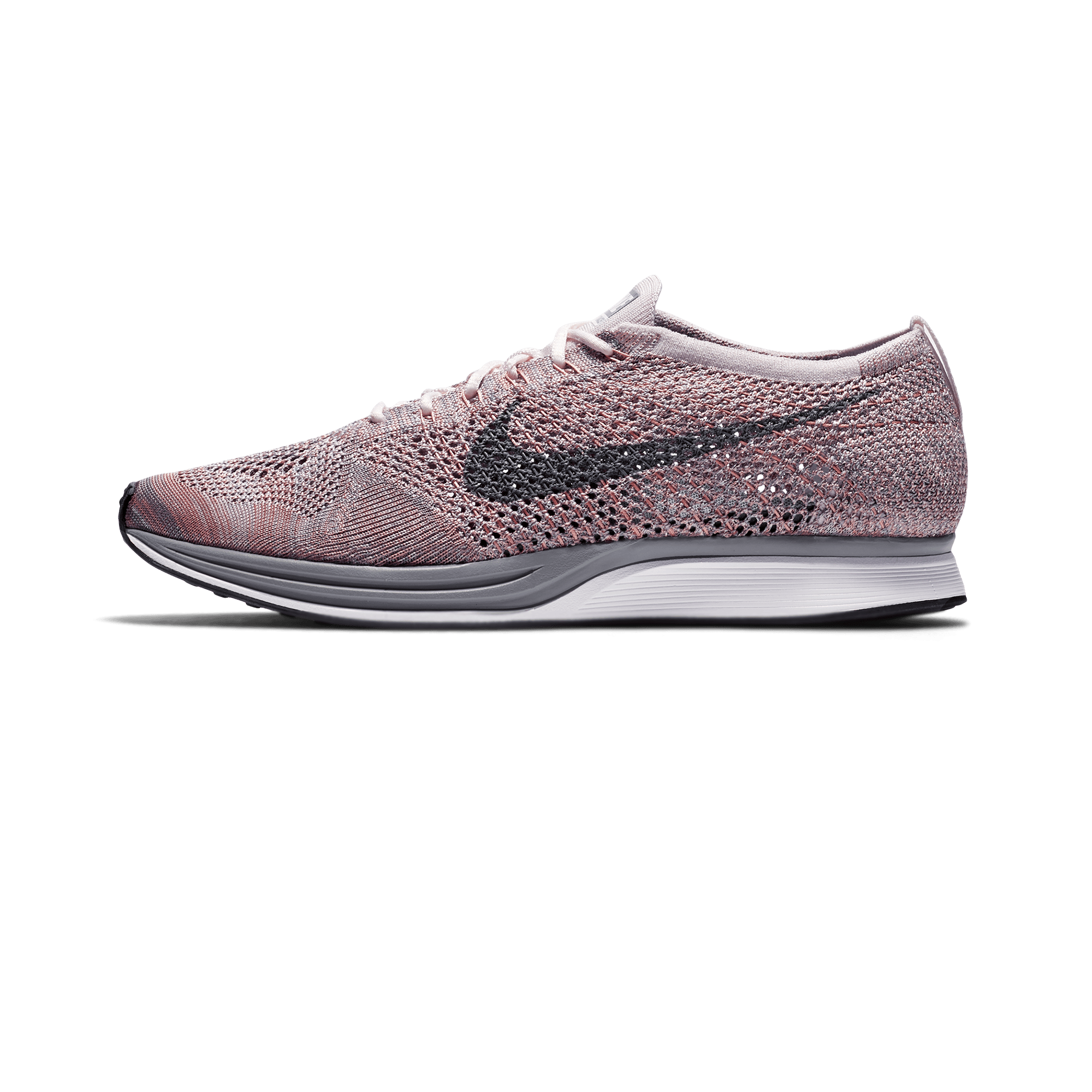 super popular 339cf 0fbe5 Flyknit Racer Strawberry pearl pinkcool grey ... flyknit racer blue nike ...