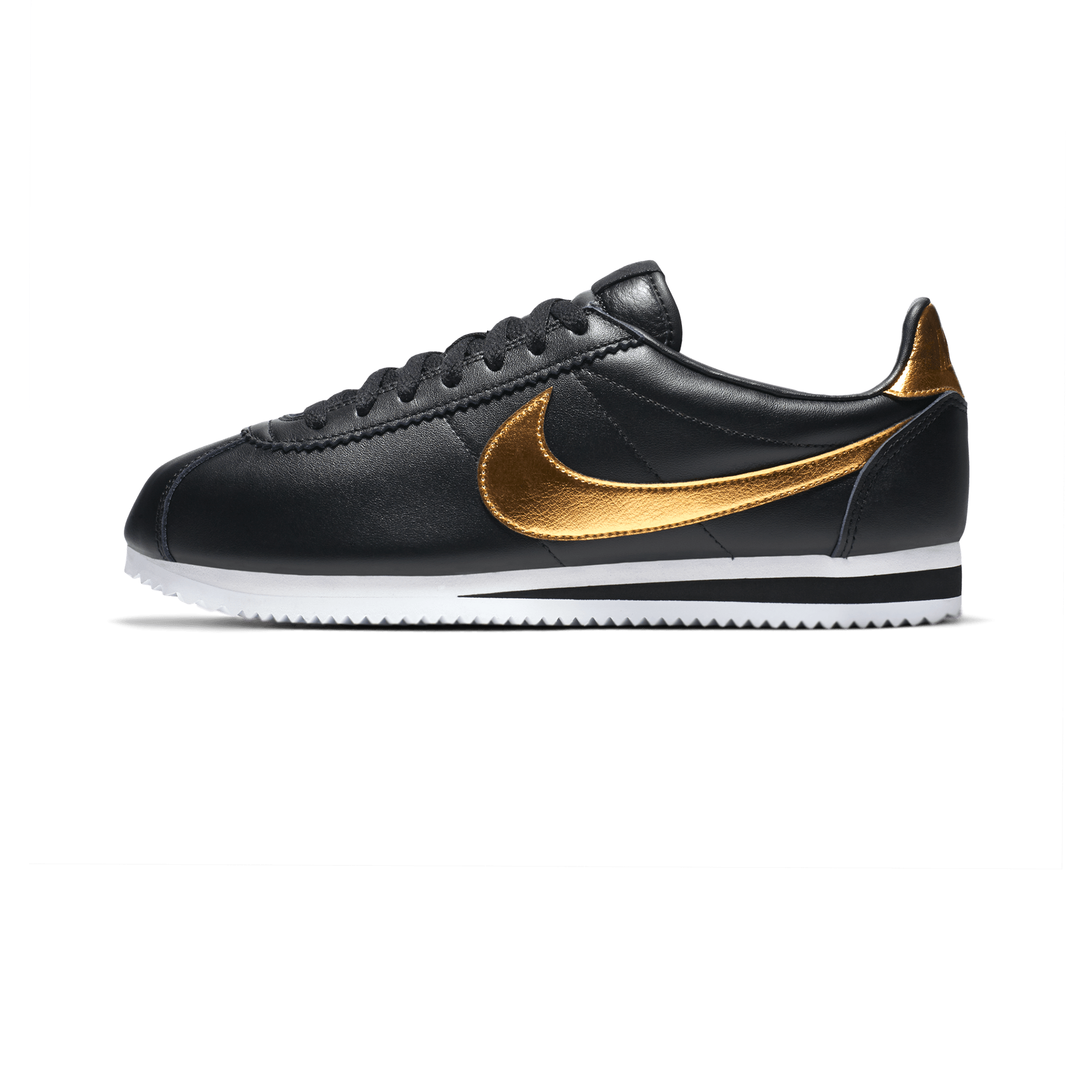 super popular 3ac30 c8d2f discount nike black gold cortez 46824 2f3cf