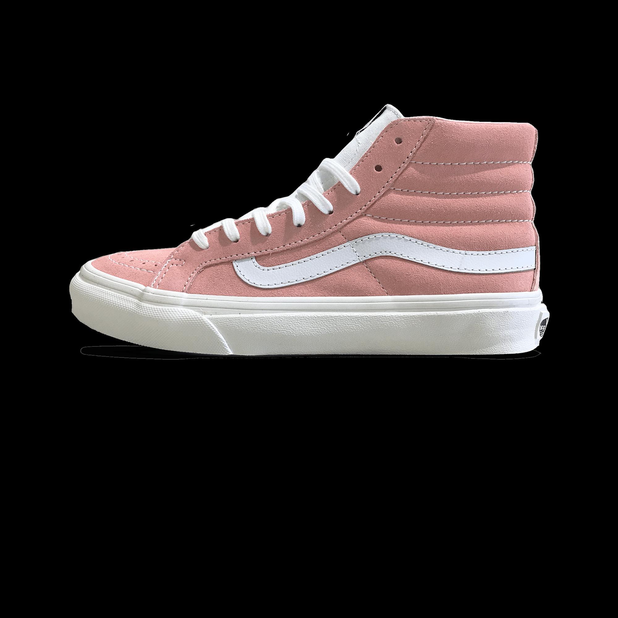 SK8-HI  Slim Retro pink