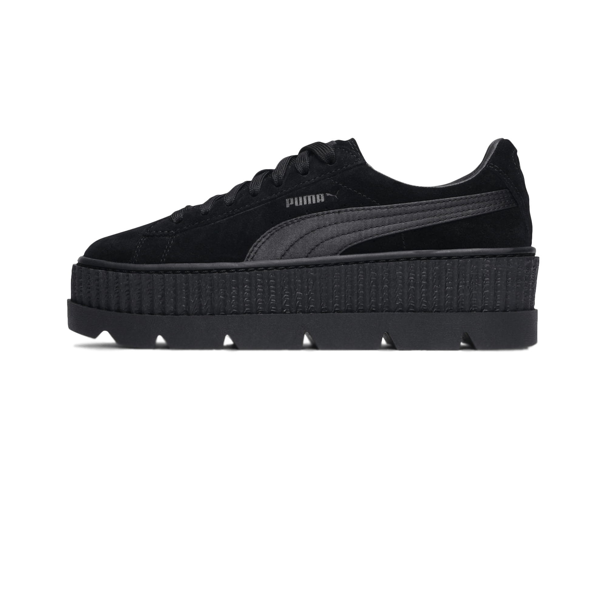 Cleated Creeper Suede black