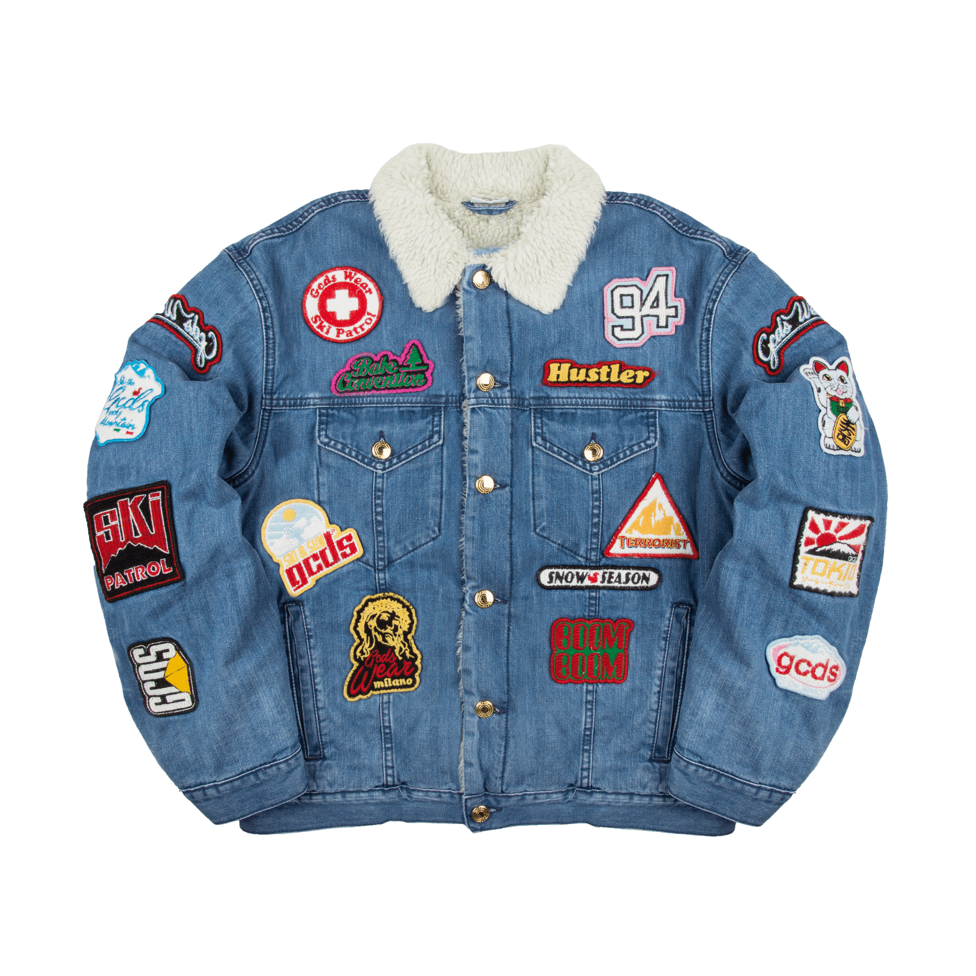 Collection Patch Jacket Pictures