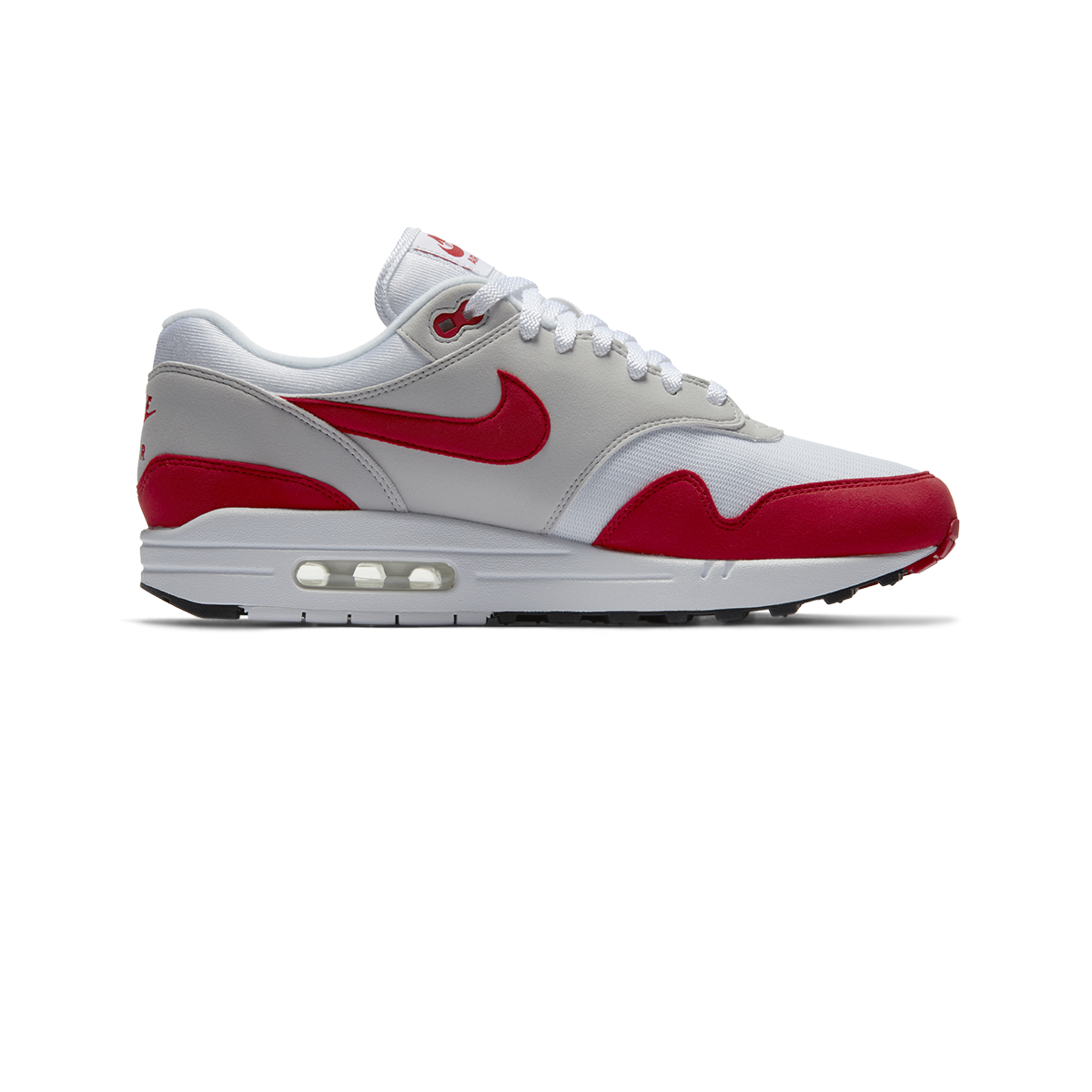 meilleure sélection 3b80b 65aed Nike Air Max 1 OG Anniversary white / university red - Men |  Holypopstore.com
