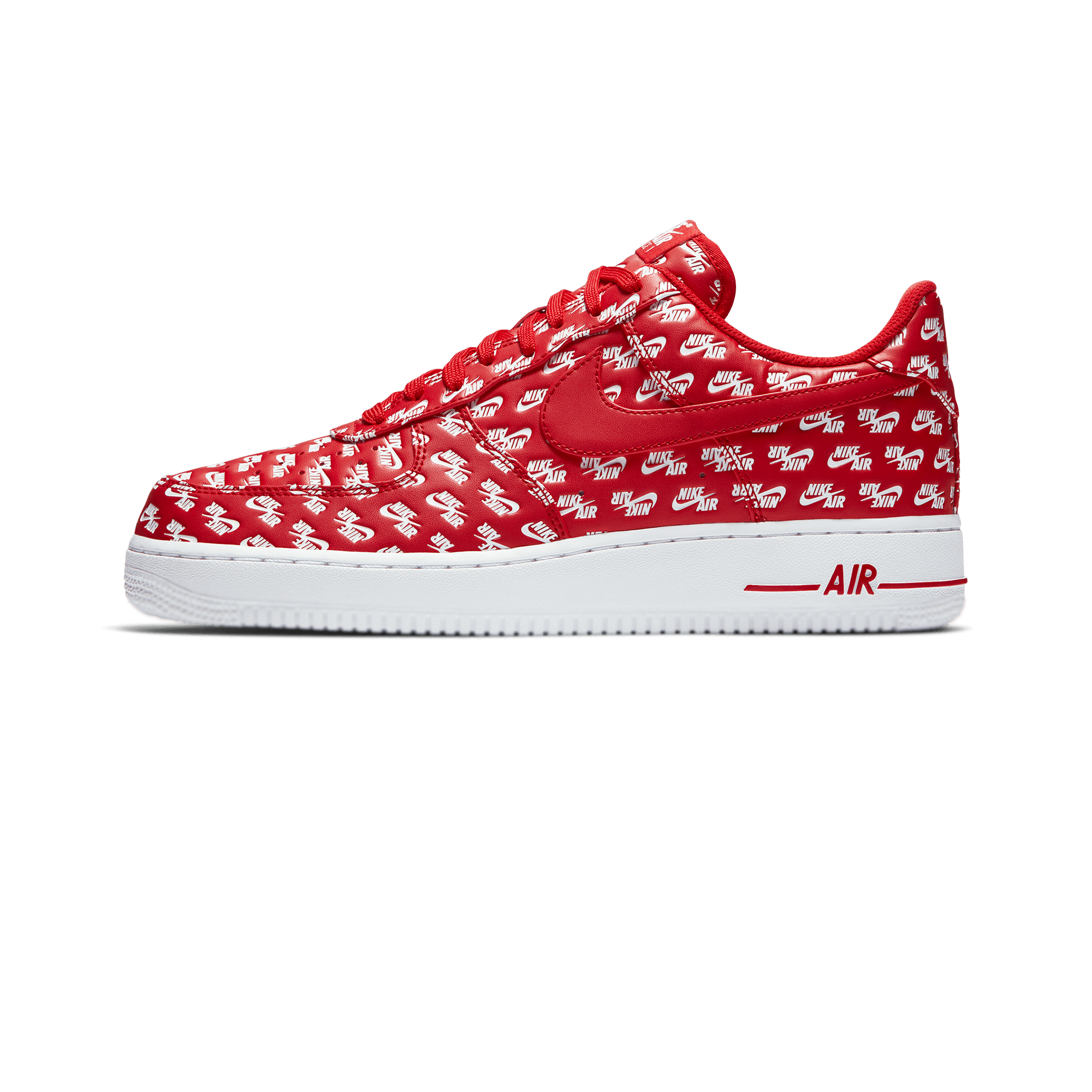 Air Force '07 QS red/white