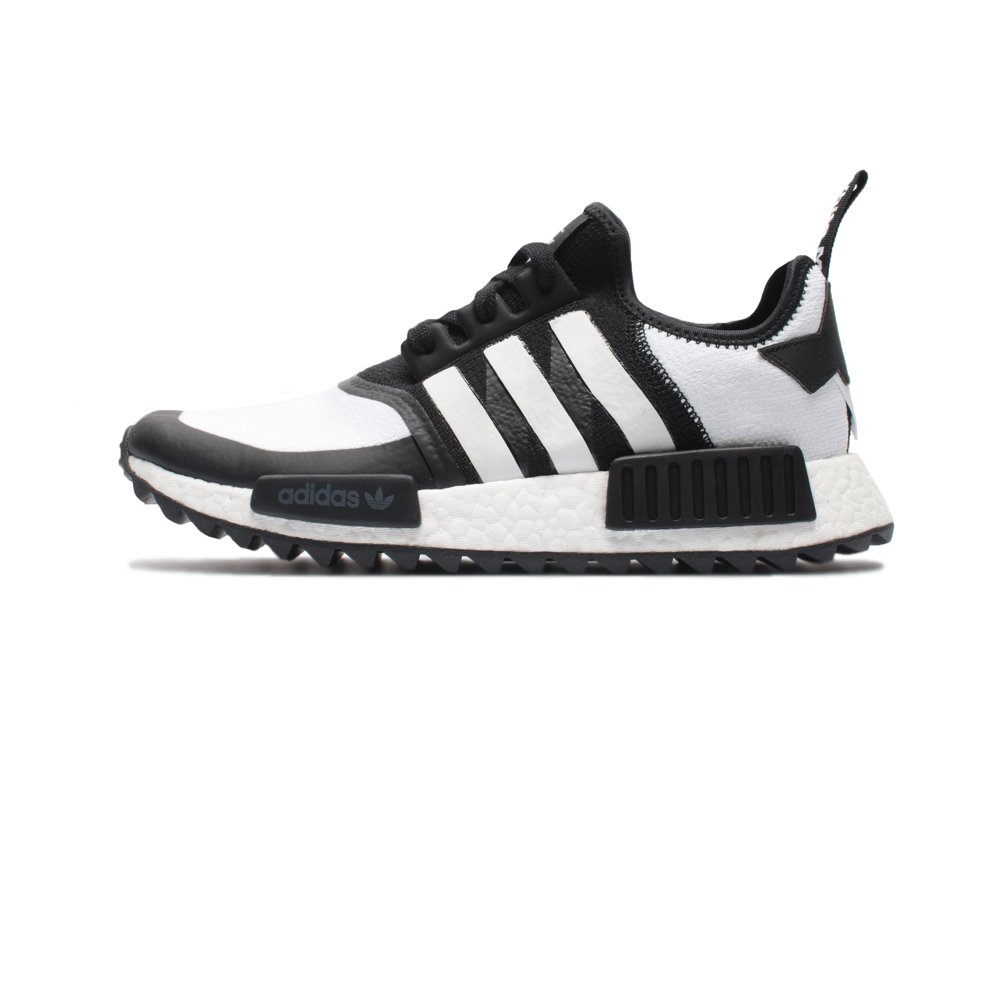 White Mountaineering NMD Trail Pk white/core black