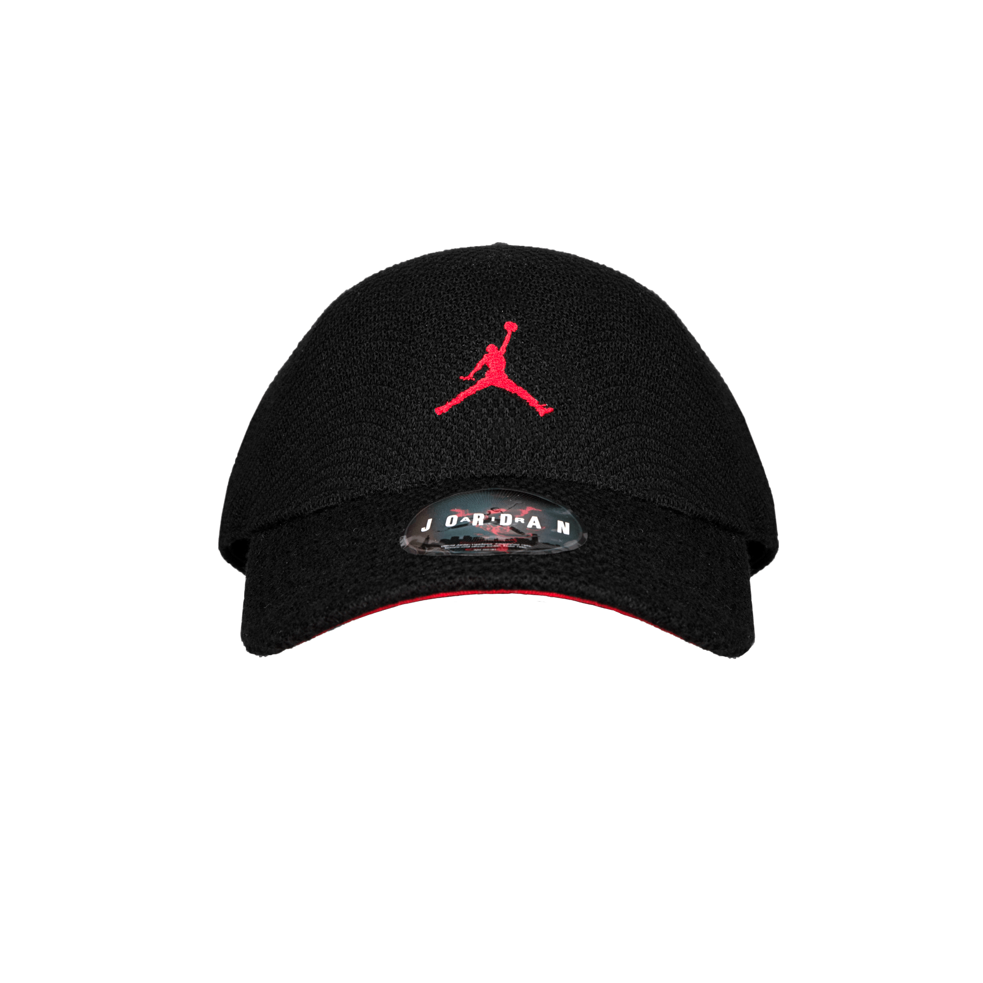 1574b60c06a ... jordan c0219 de198  wholesale jumpman knit flex cap black red 3838f  6af6a