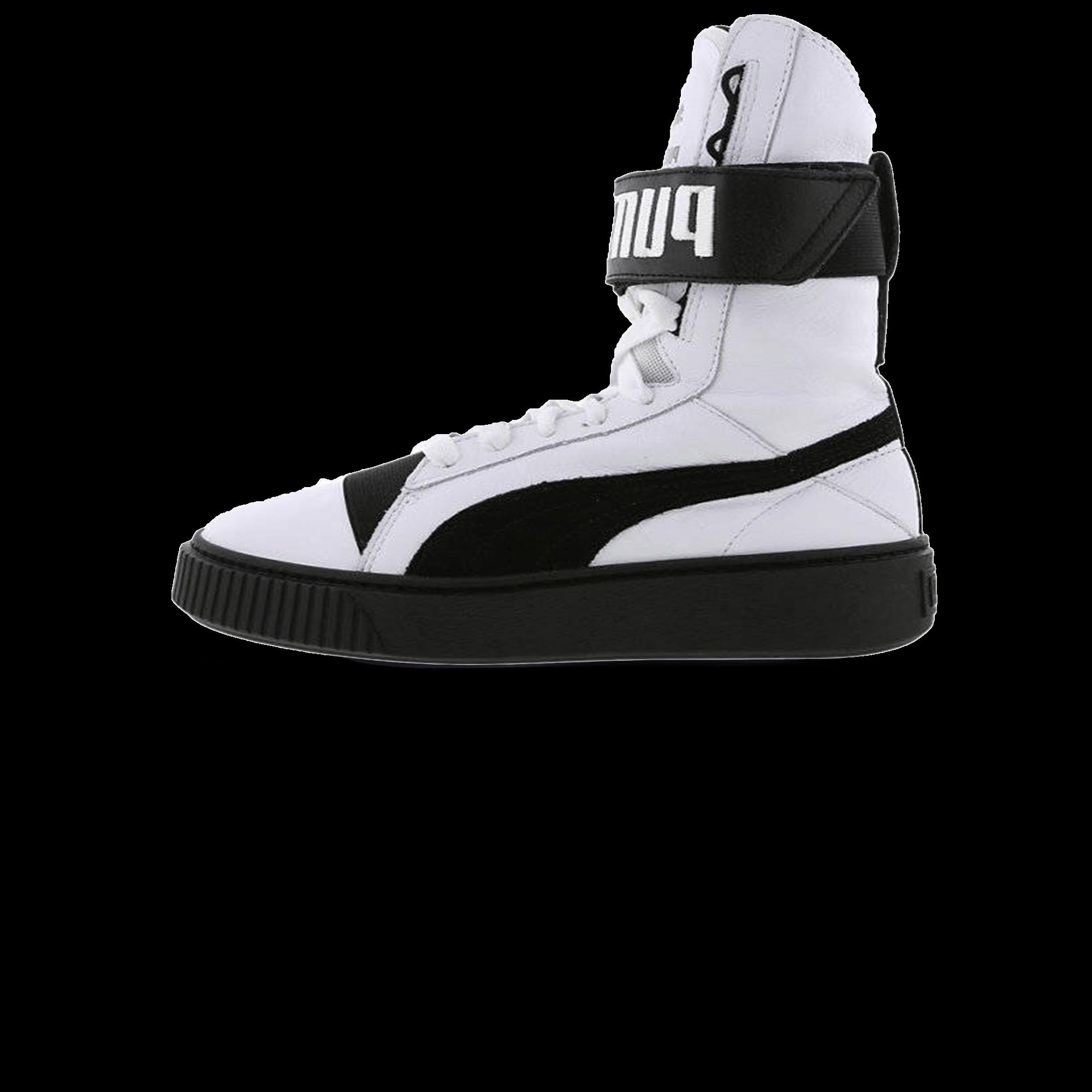 puma platform boot donna