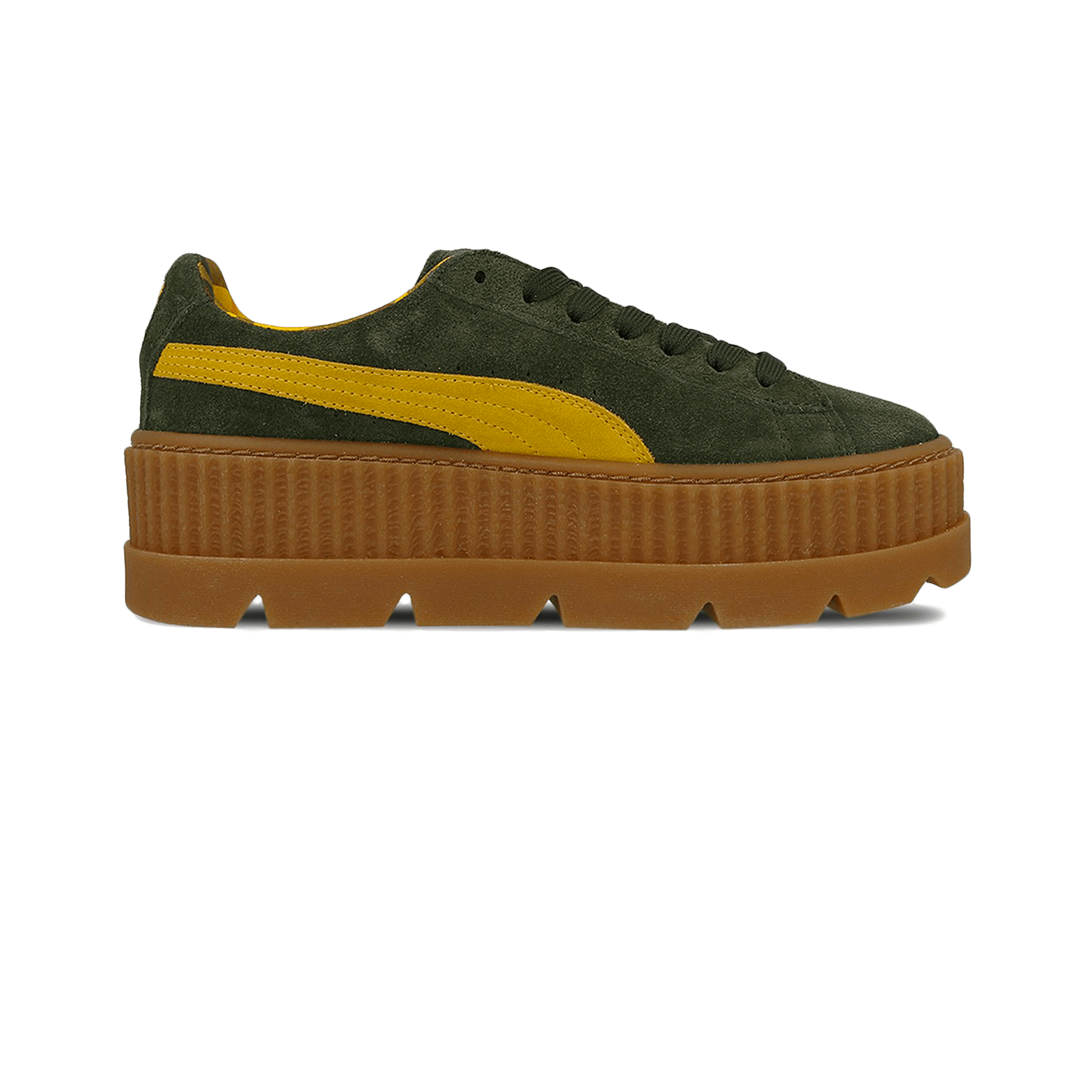 puma fenty cleated creepers donna