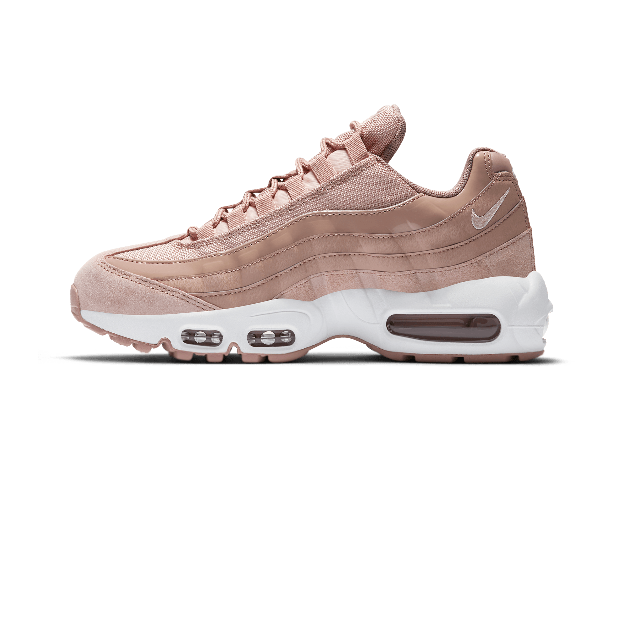 quality design 806ba 451bf Nike Air Max 95 W particle pink/silt red/white - Woman | Holypopstore.com