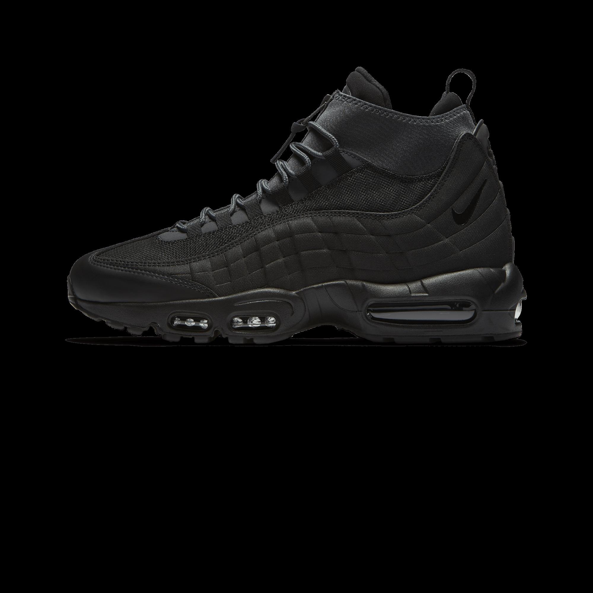 promo code e66e6 3ebb0 Nike Air Max 95 Sneakerboot black - Men | Holypopstore.com