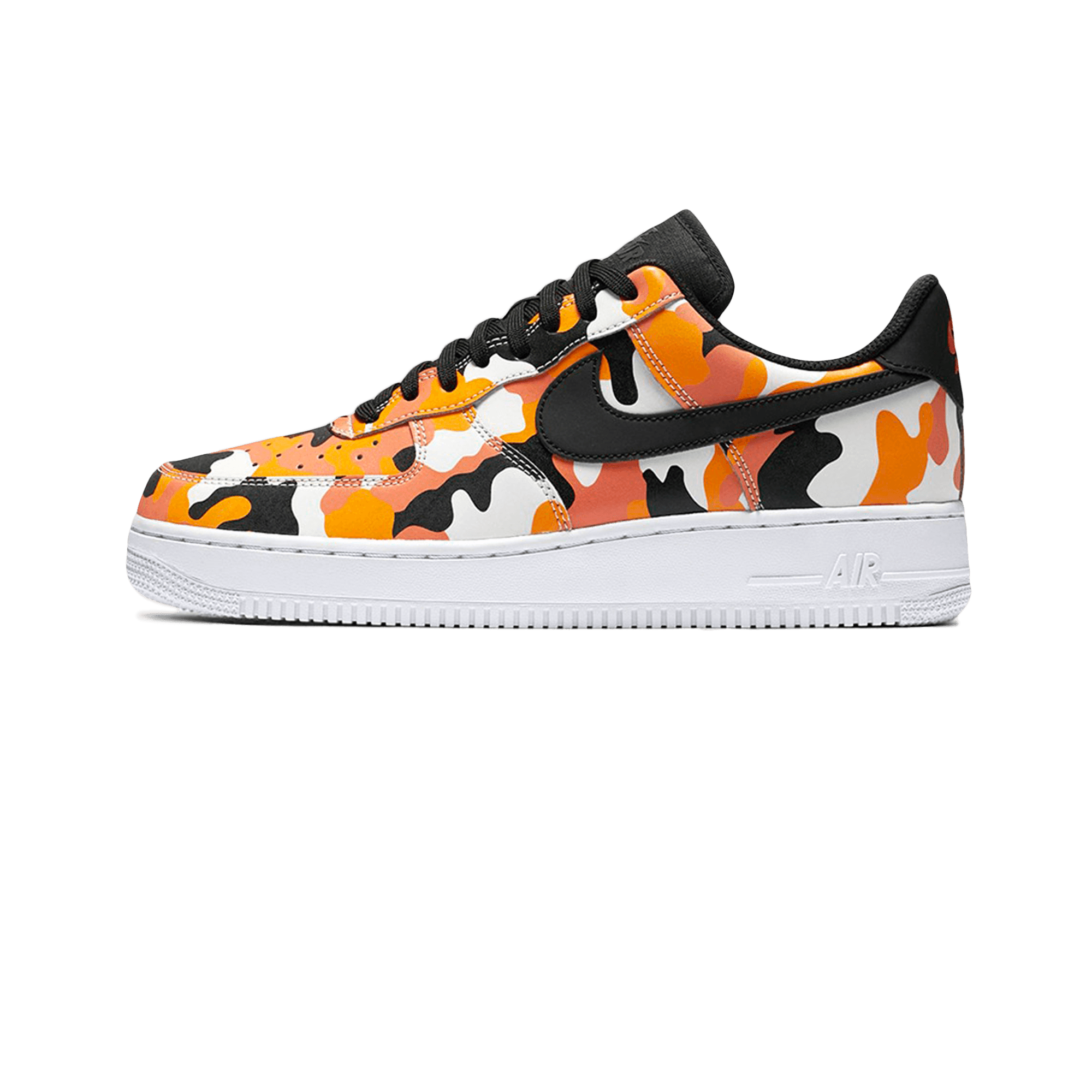 Air Force 1 '07 LV8 team orange/black