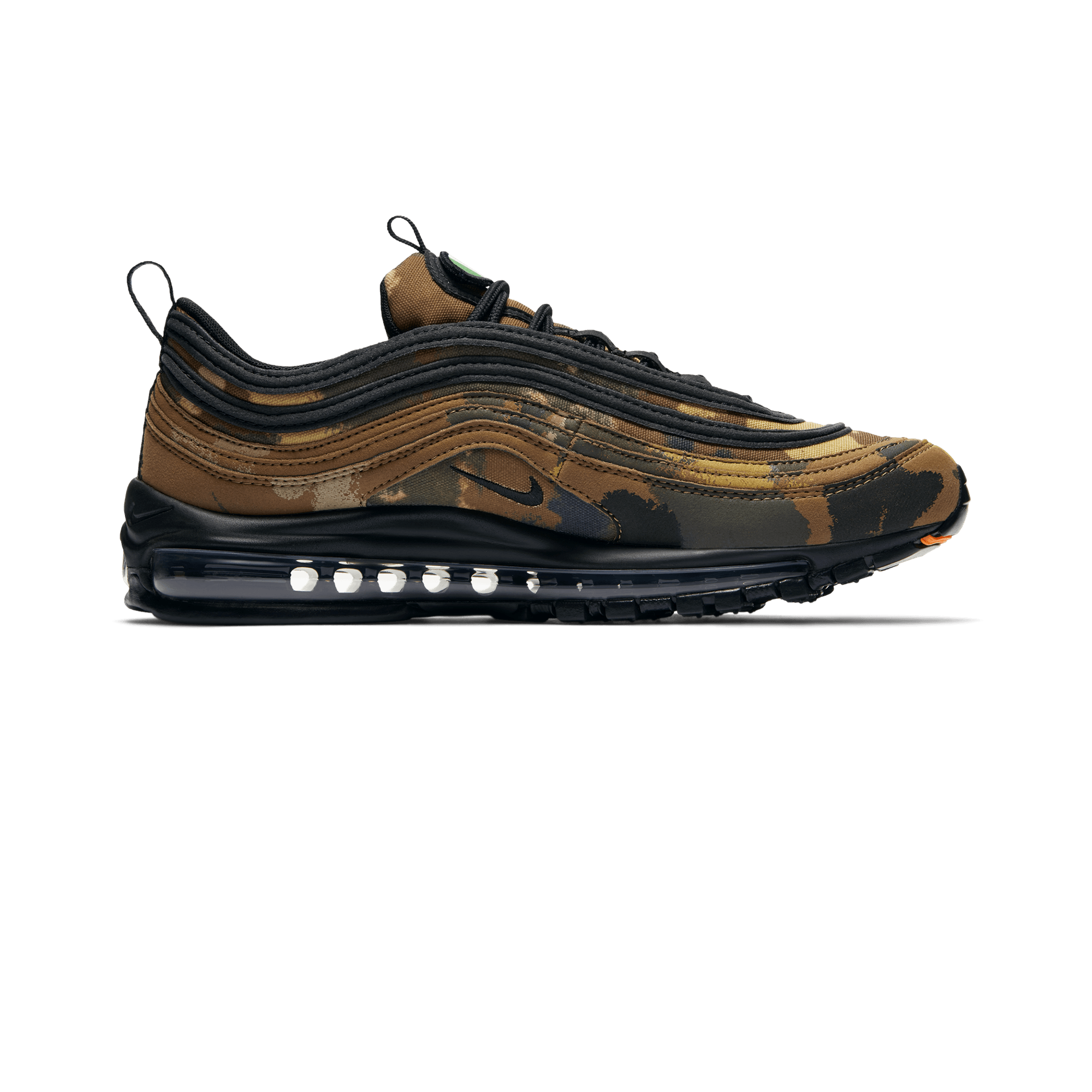 Air Max 97 PRM Italian Camo ale brown/black/cargo khaki