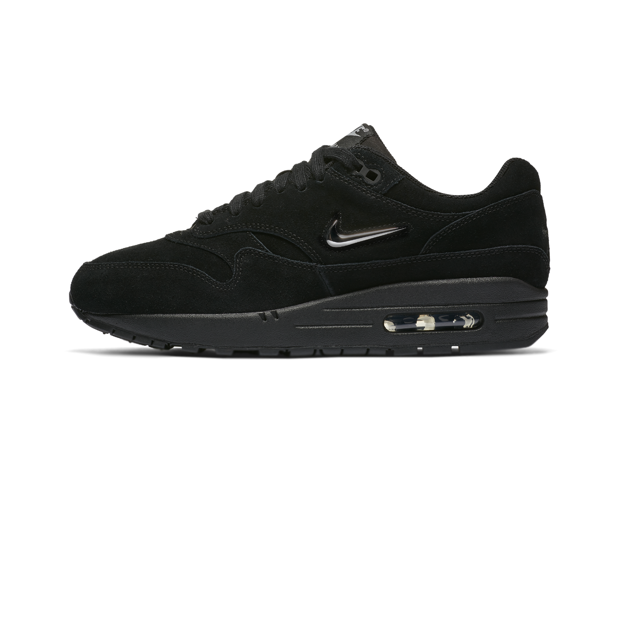 nike air max 1 sc jewel triple black nz