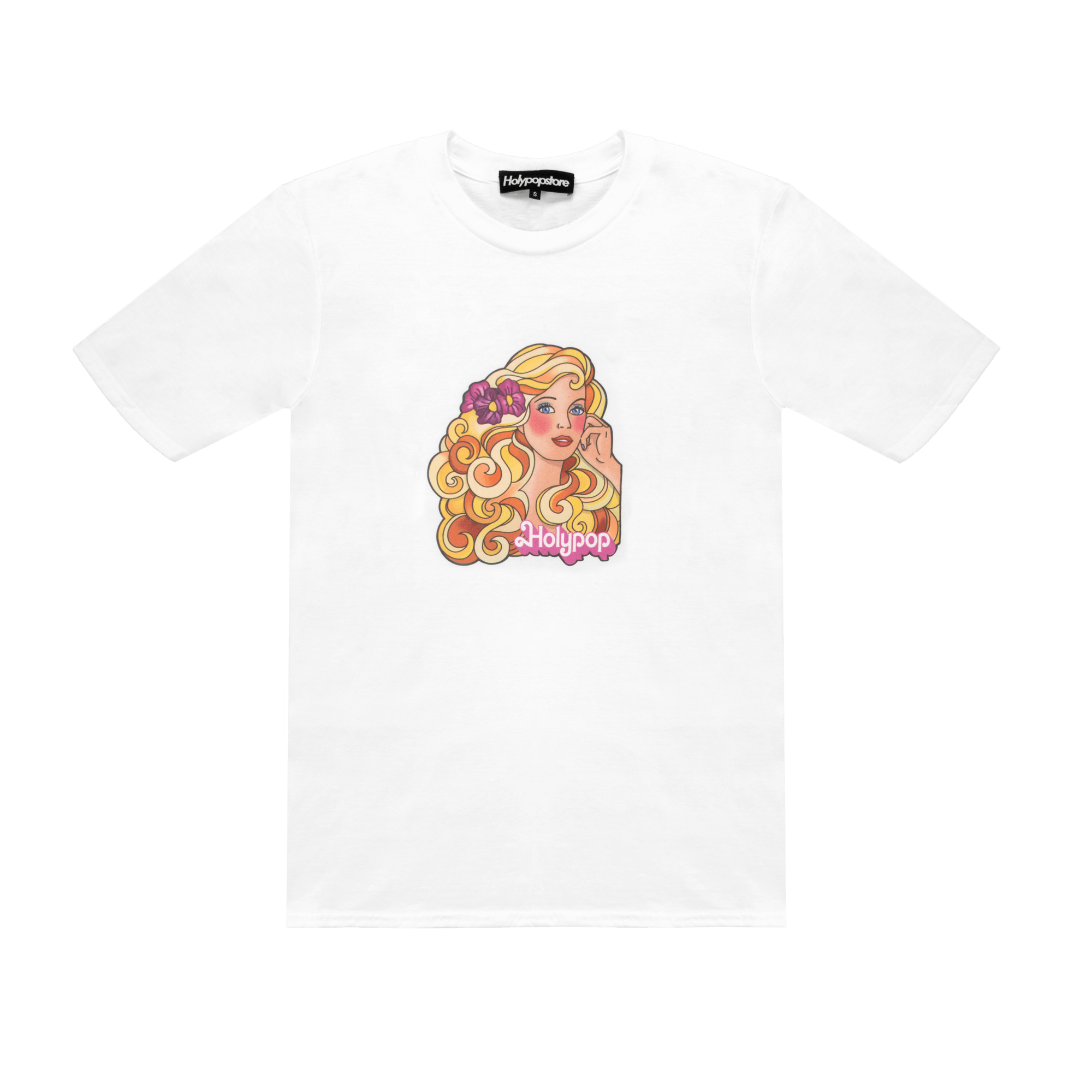 Barbie T-Shirt white