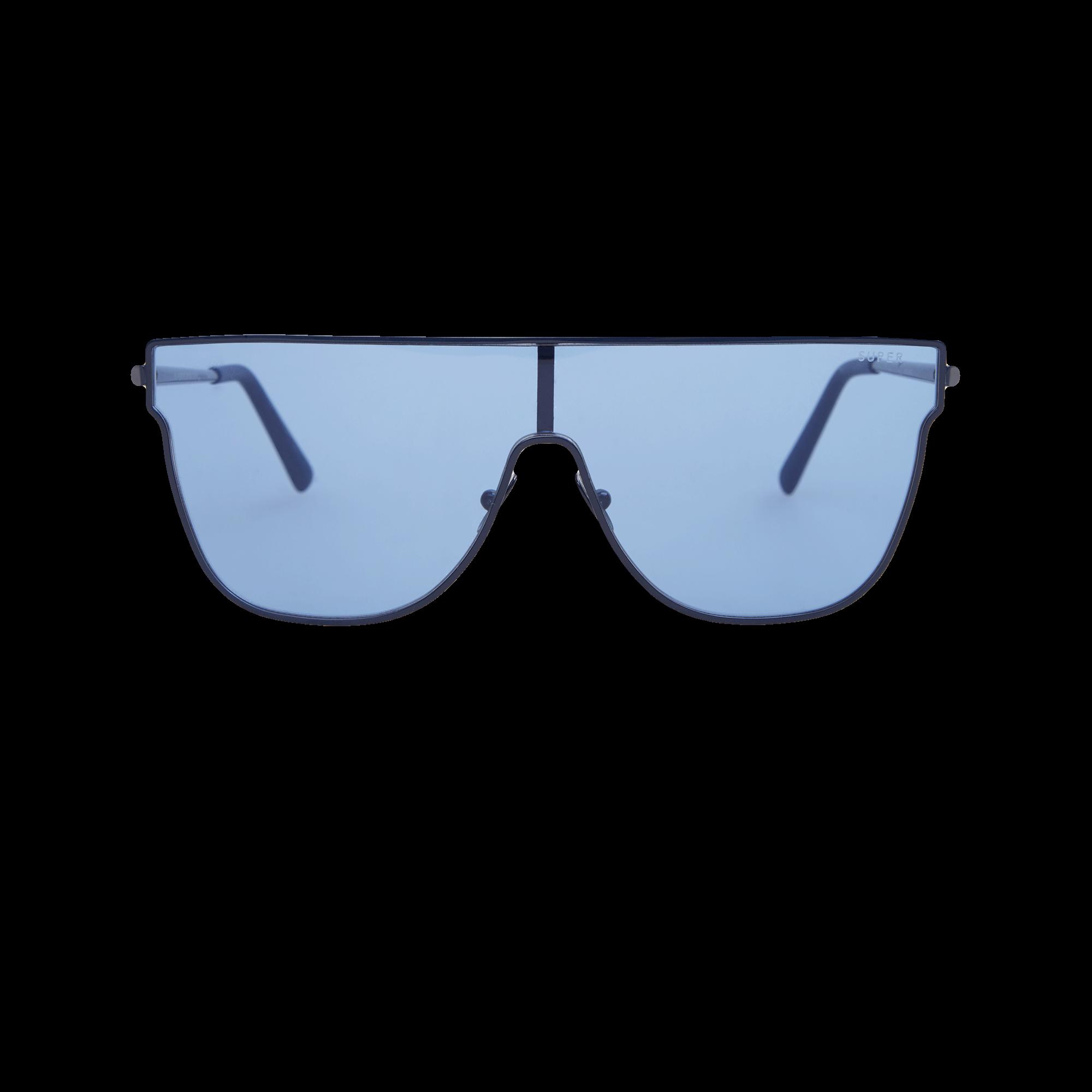 Flat Top Lenz 55 blue