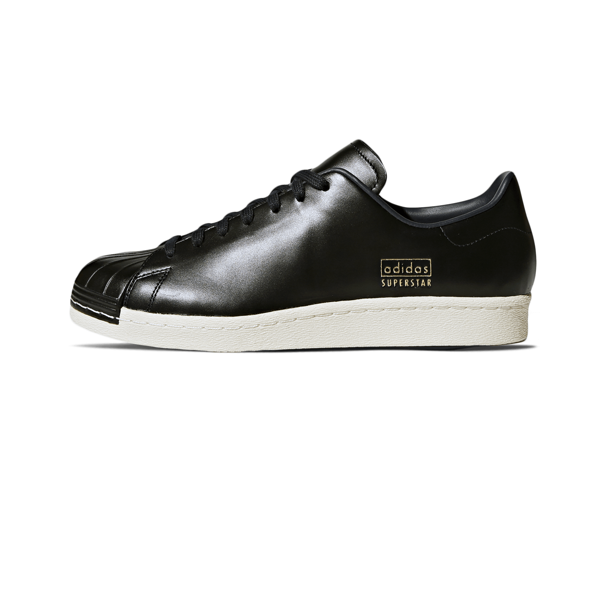 Blackwhite 80's Adidas Superstar Men Clean SpqzMUV