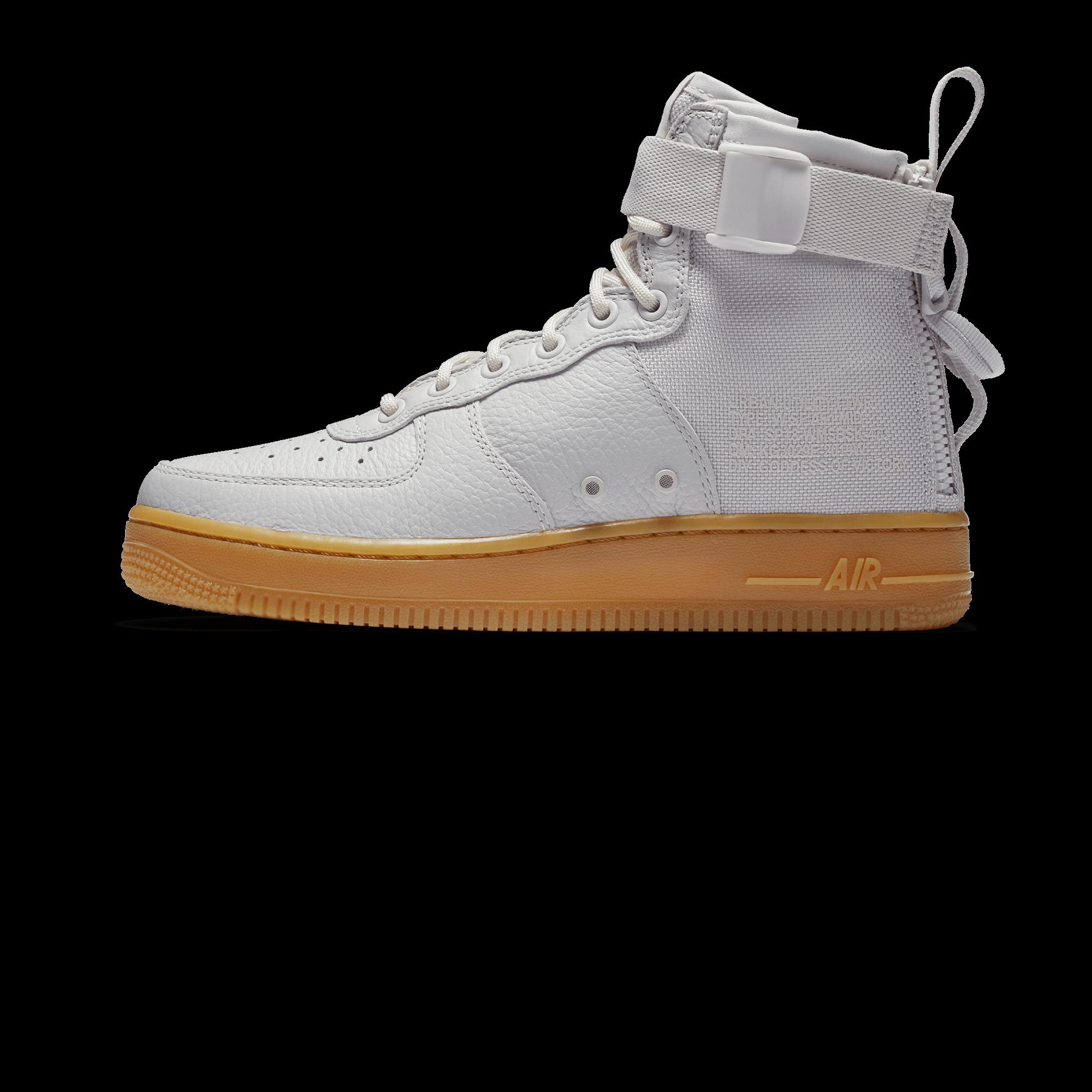 SF Air Force 1 W vast grey/gum