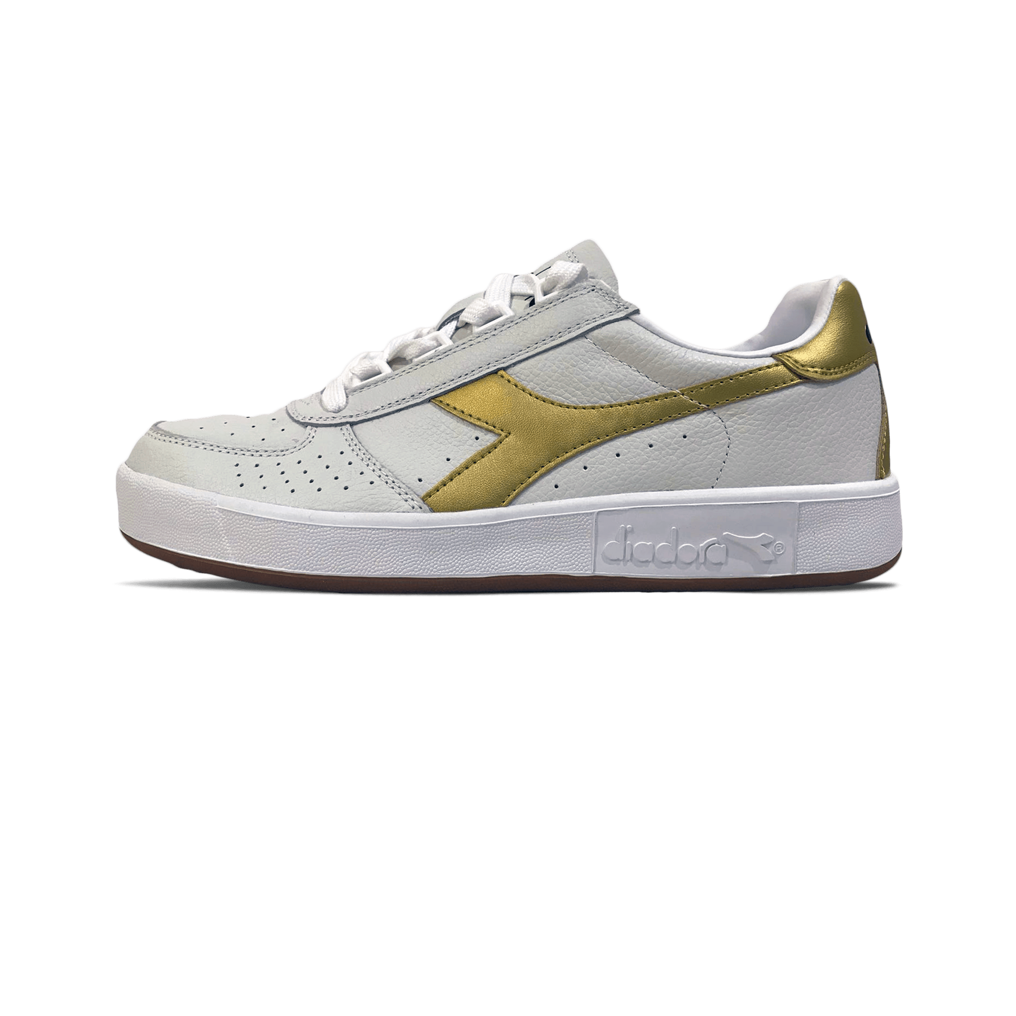f8395e69 Diadora B.Elite L white/gold - Men | Holypopstore.com