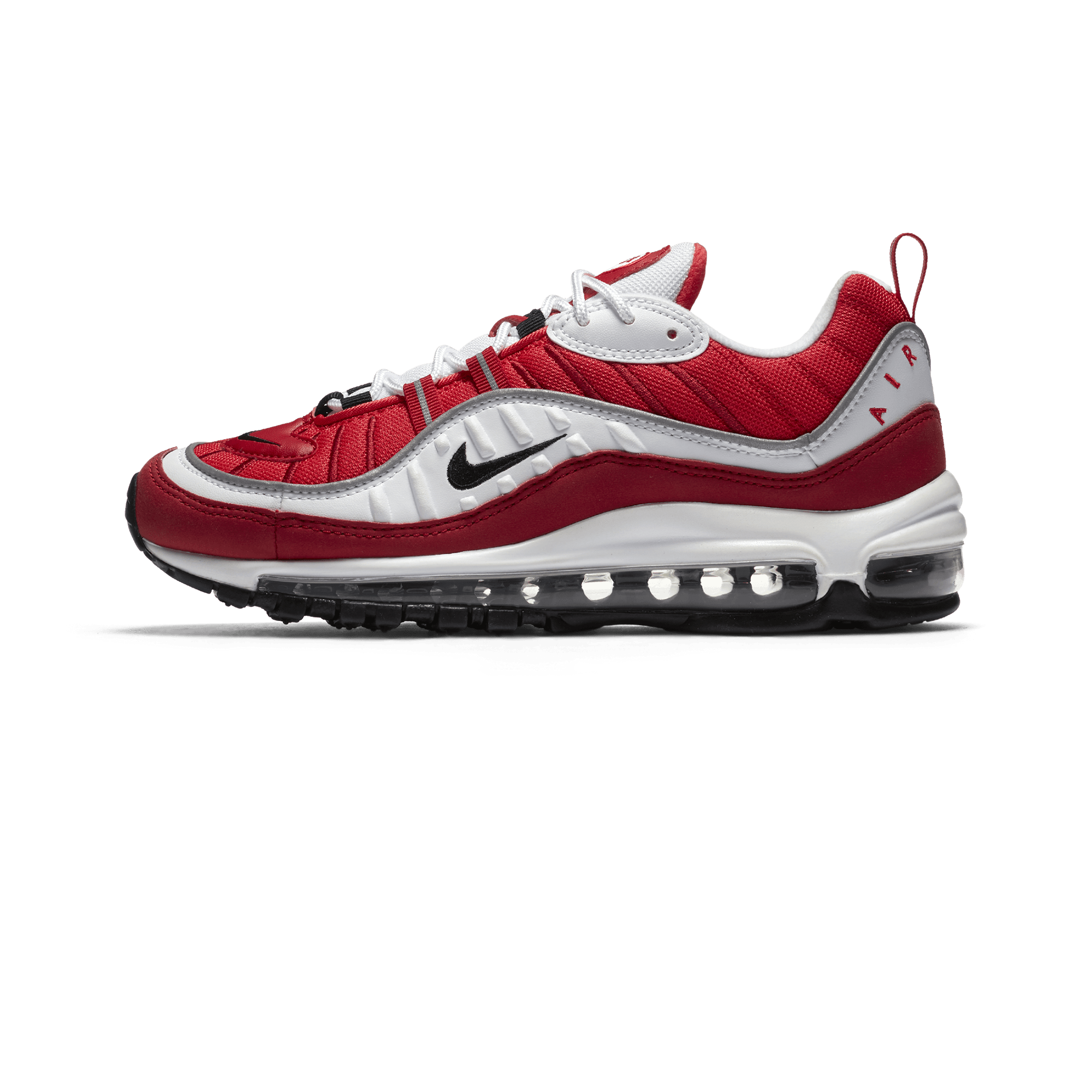 sélection premium 54f50 54cf6 Nike Air Max 98 W white/gym red - Woman | Holypopstore.com