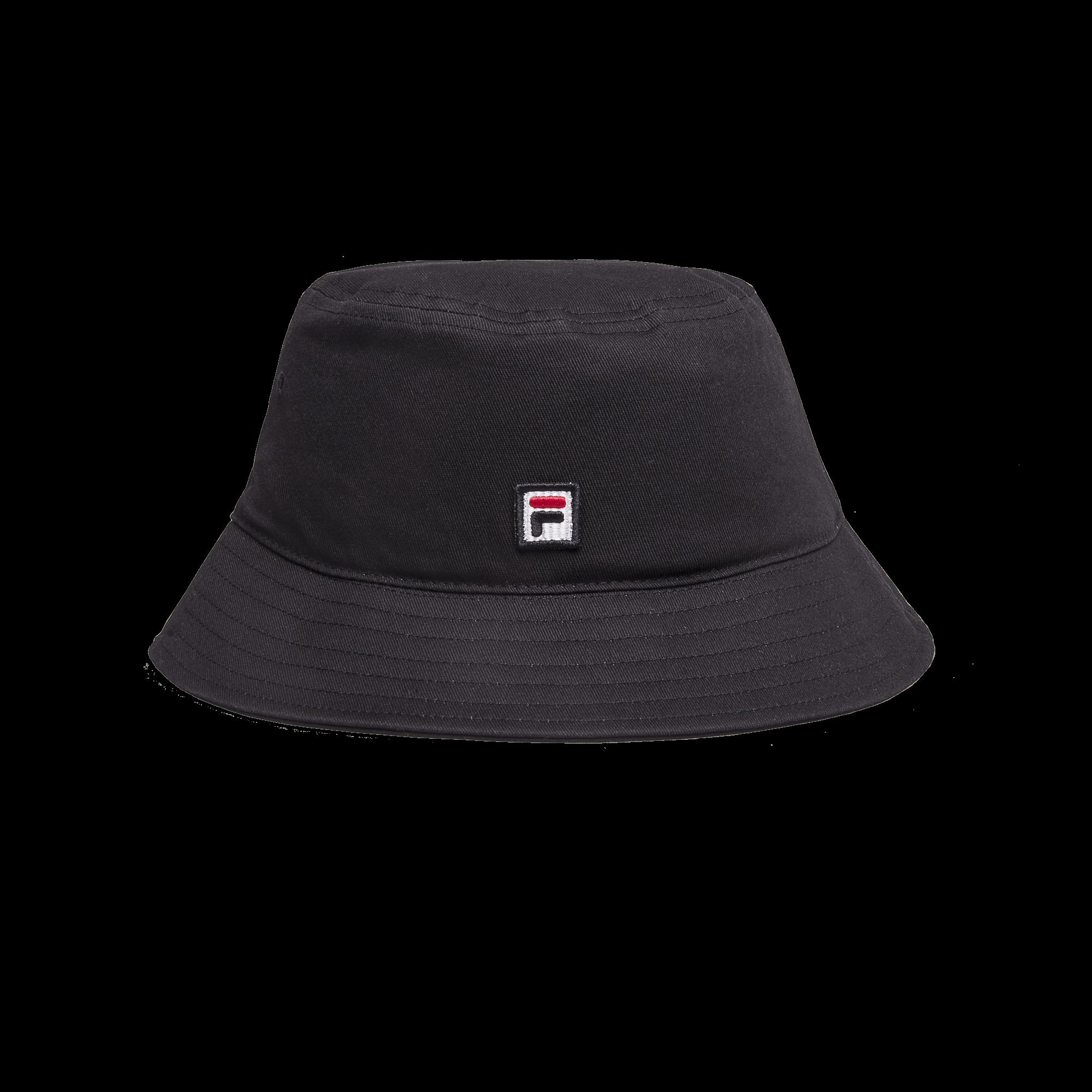 63b08a652c Fila Bucket Hat black - Cappelli
