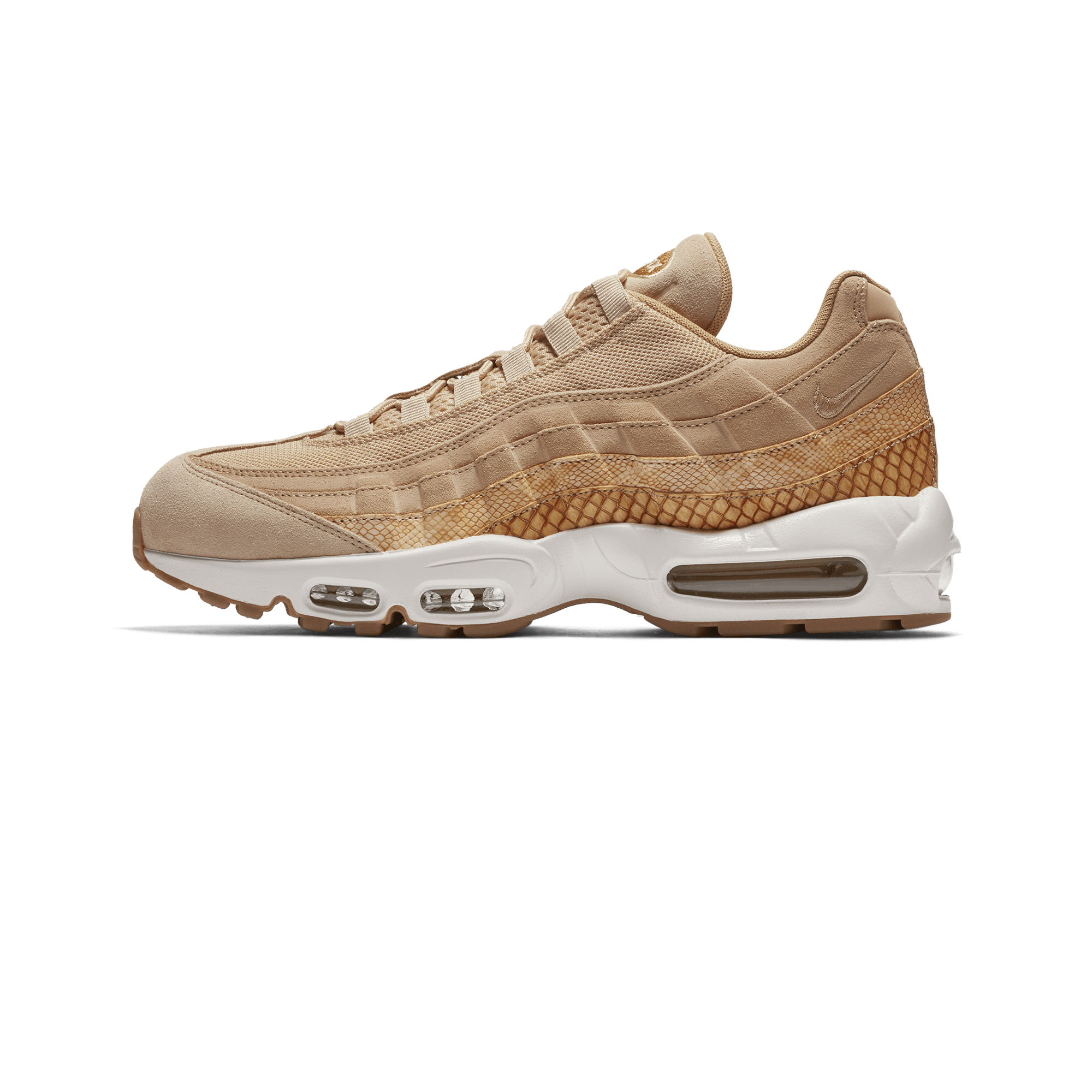 Air Max 95 PRM vacchetta tan