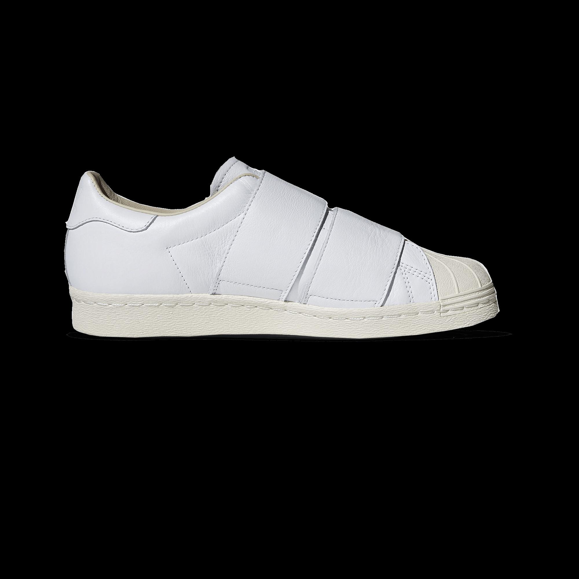 Adidas Superstar 80 'Di Bianco / Donna Bianca