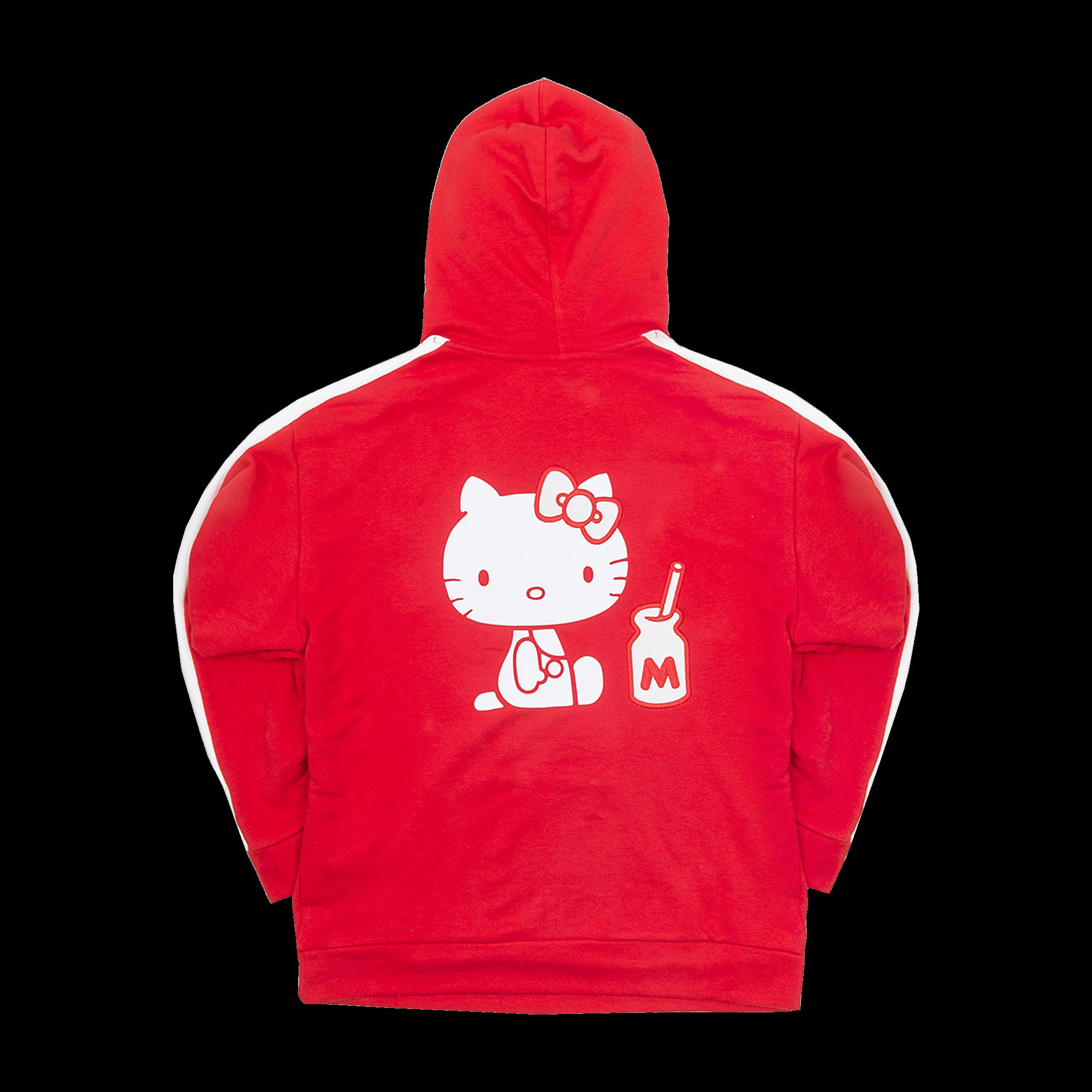 7d9a4d6e6ac6 Puma Hoodie X Hello Kitty red white - Sweatshirts