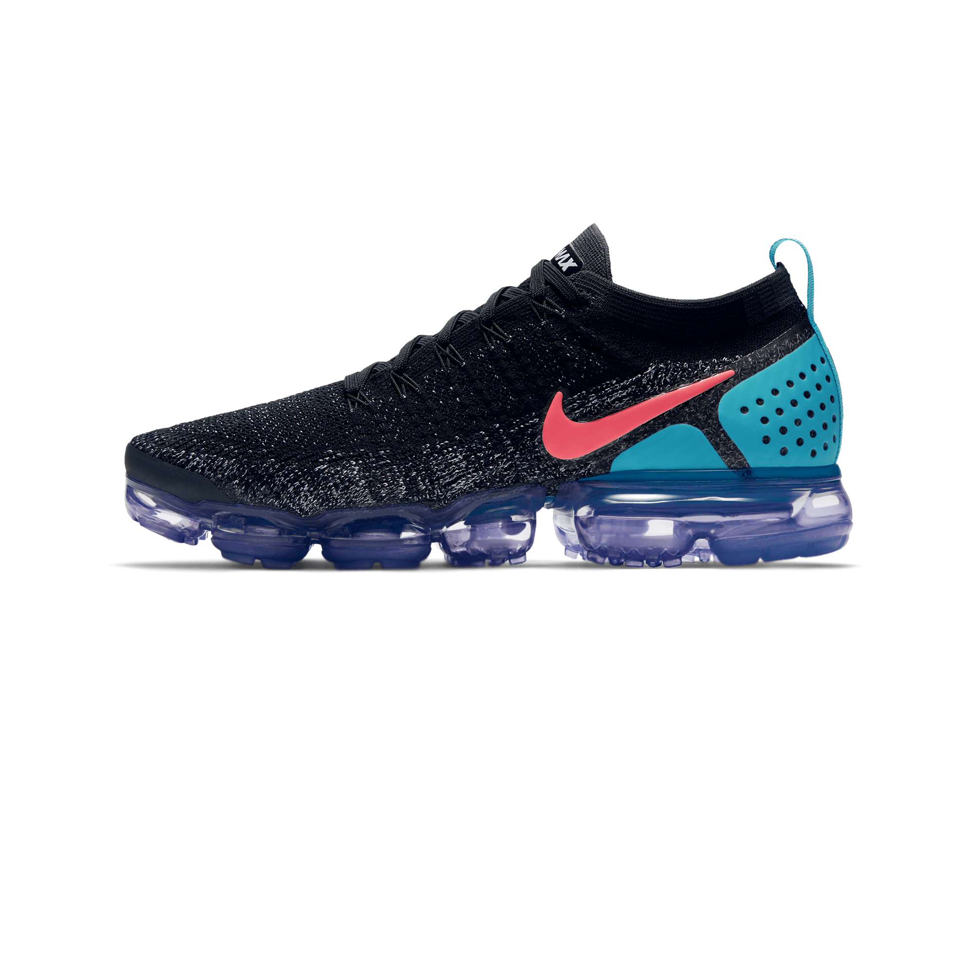 best service 0c02a 0edcf Nike Air Vapormax Flyknit 2 black / hot punch - Men | Holypopstore.com
