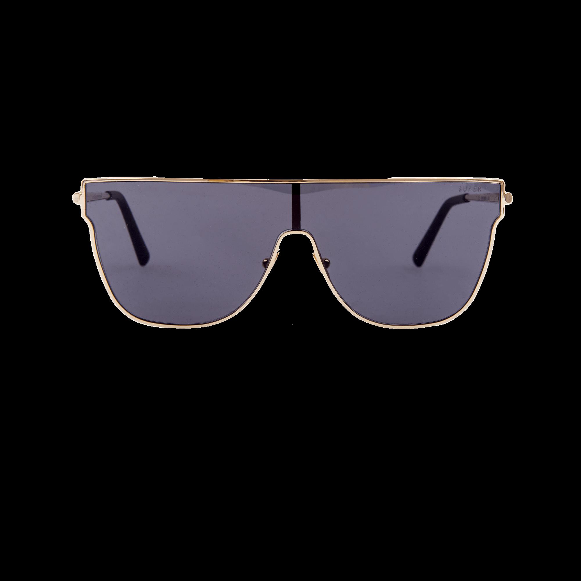 55 Top Blackgold Lenz Sunglasses By Retrosuperfuture Super Flat b6yYf7gv