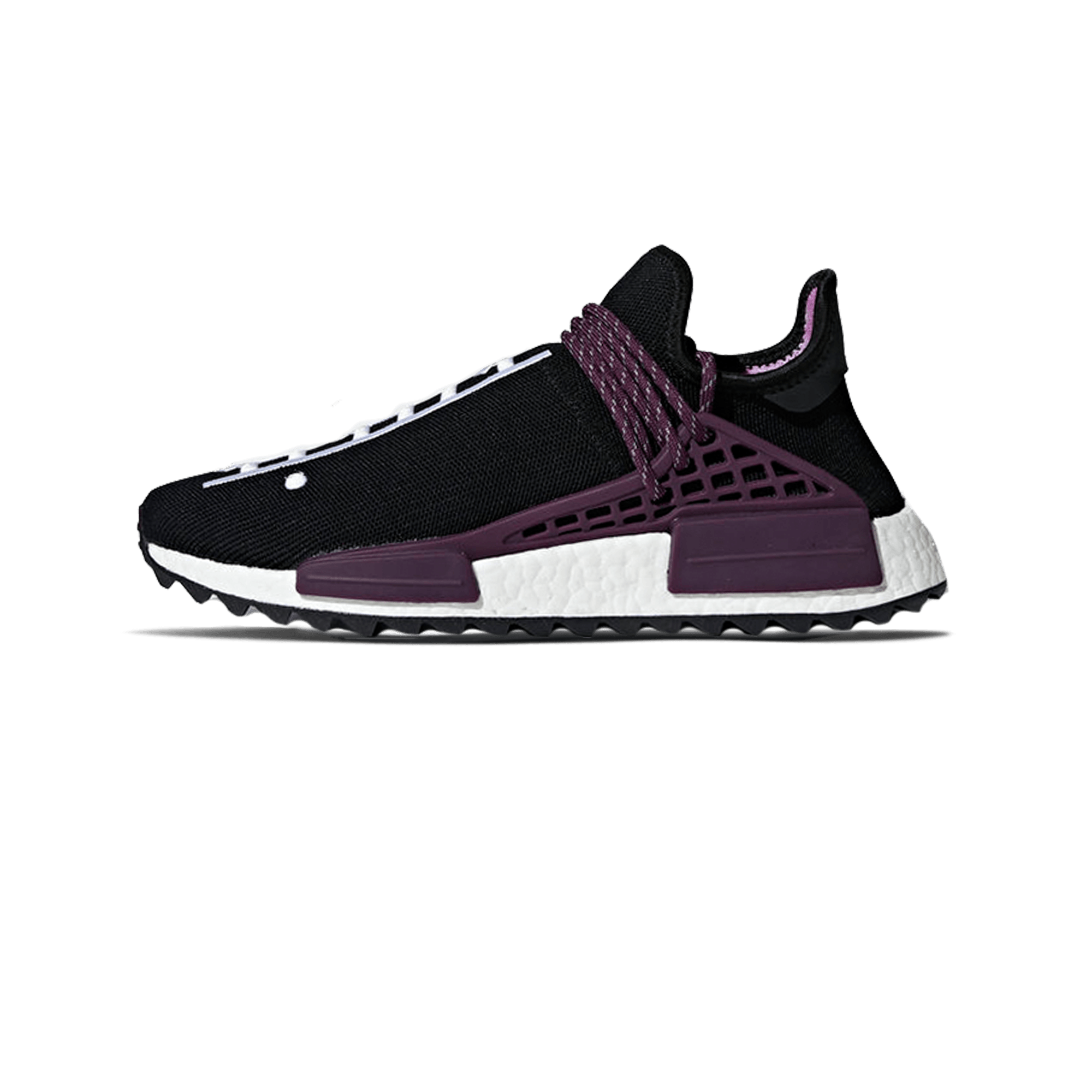 meilleures baskets e5849 ad2ca adidas PW Hu Holi NMD MC black / purple - Men | Holypopstore.com