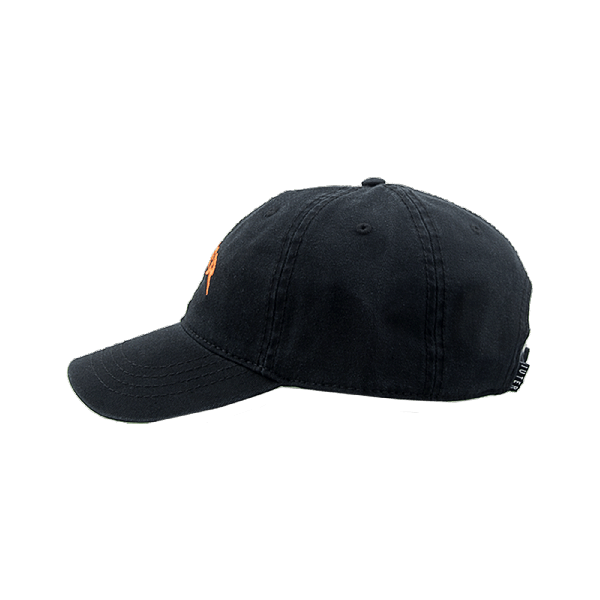 Tibetan Dad Hat black