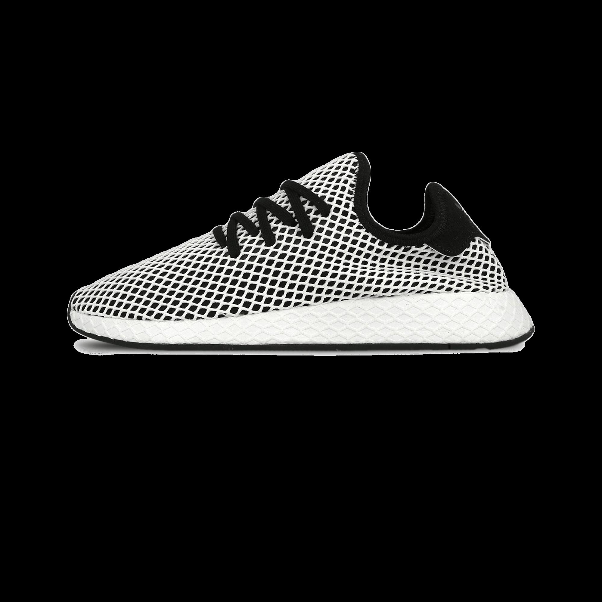 adidas Deerupt Runner core black white Men |