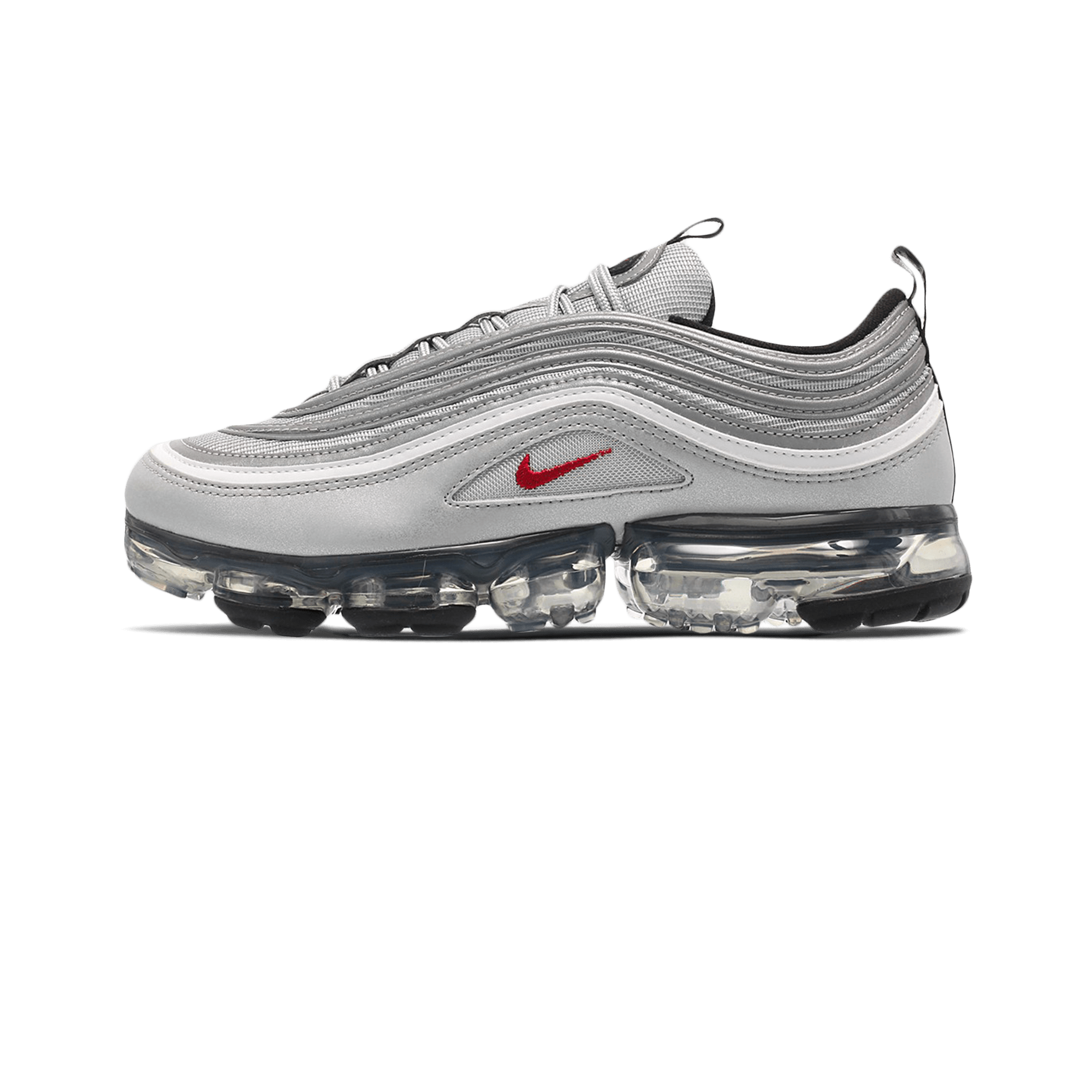 lowest price 1a3aa 87a42 Nike Air Vapormax '97 metallic silver / varsity red - Men | Holypopstore.com