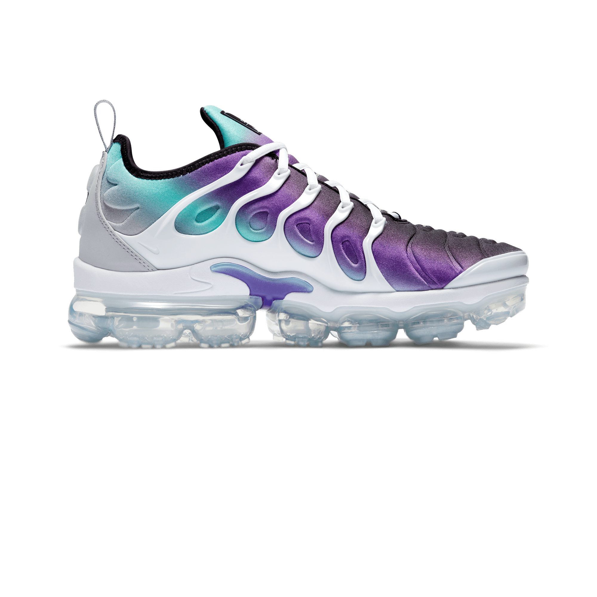 innovative design fa132 2591d Nike Air Vapormax Plus white / fierce purple / aurora green - Men |  Holypopstore.com