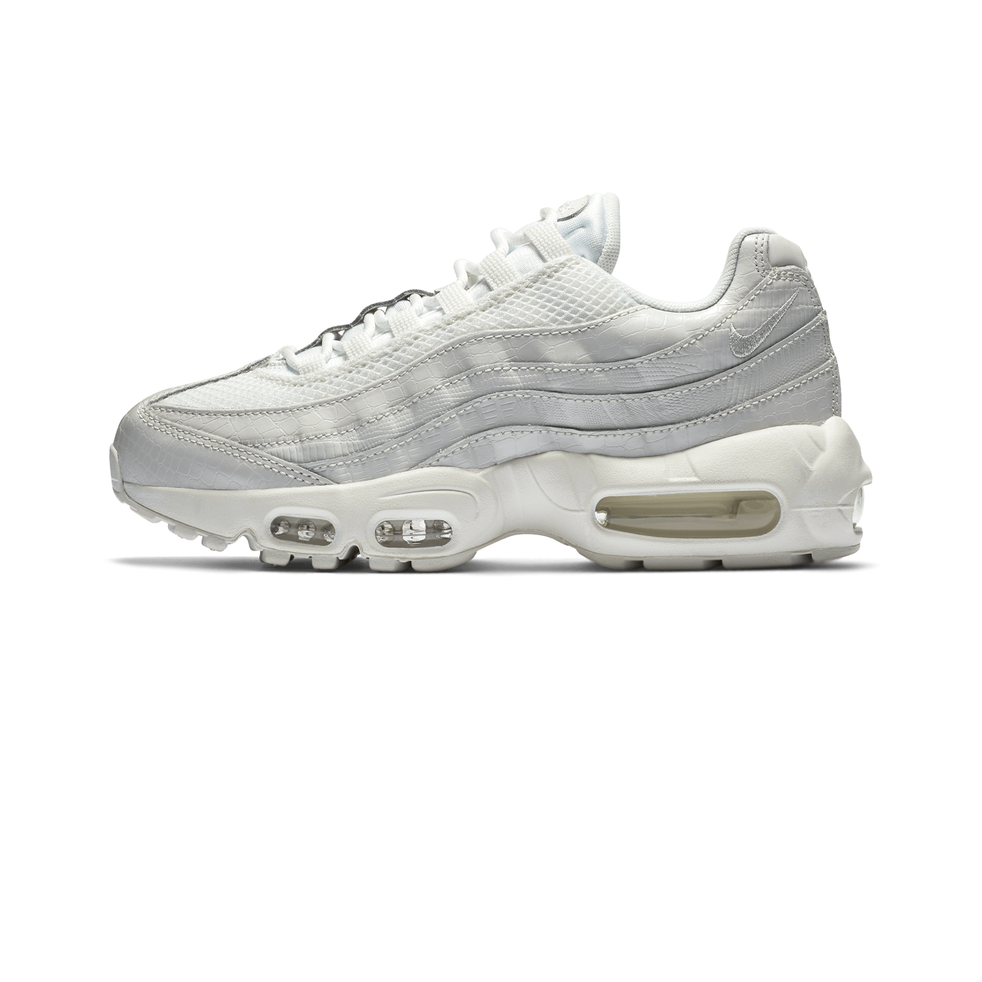 Nike Air Max 95 PRM W summit white vast grey Woman |