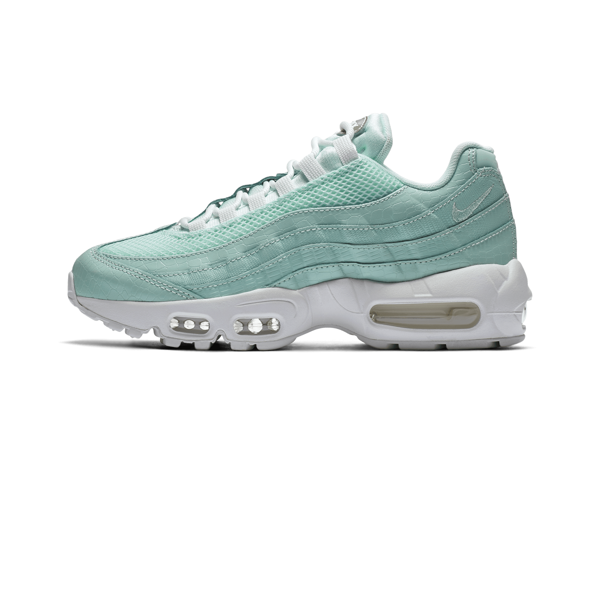 superior quality e8621 775f3 Nike Air Max 95 PRM W igloo / summit white / clay green - Woman |  Holypopstore.com