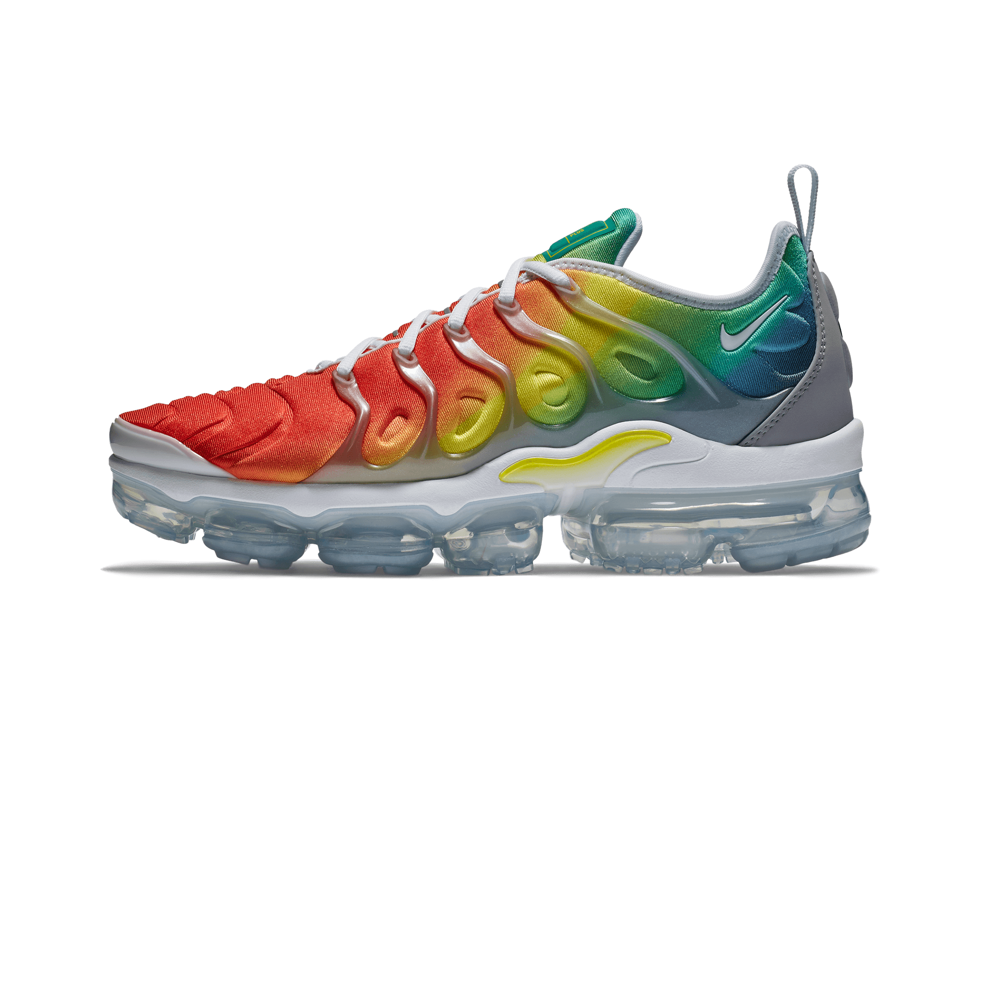 premium selection 2c29c c5669 Nike Air Vapormax Plus white / Neptune green / dynamic yellow - Men |  Holypopstore.com