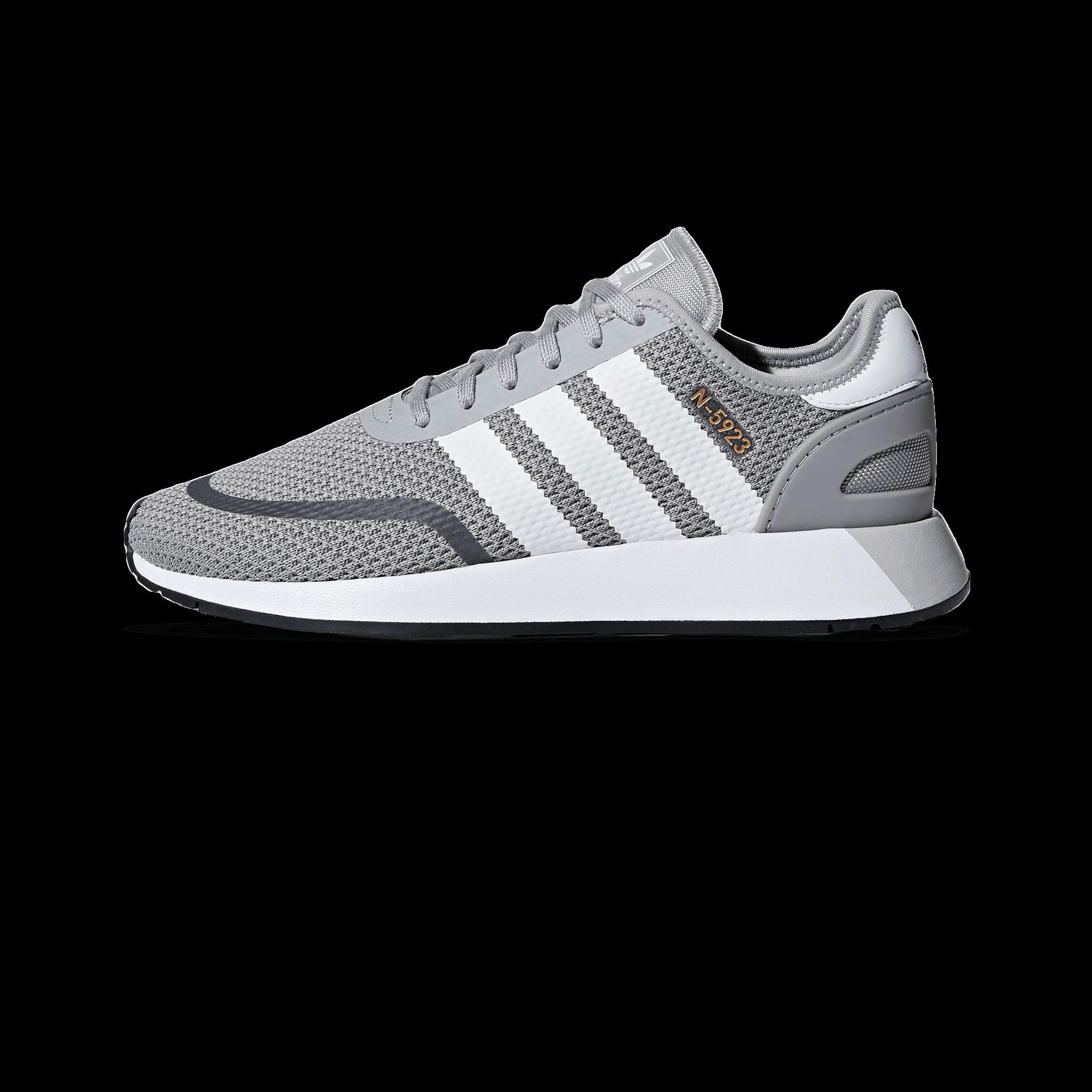 adidas N-5923 solid grey / footwear white / core black - Men |  Holypopstore.com