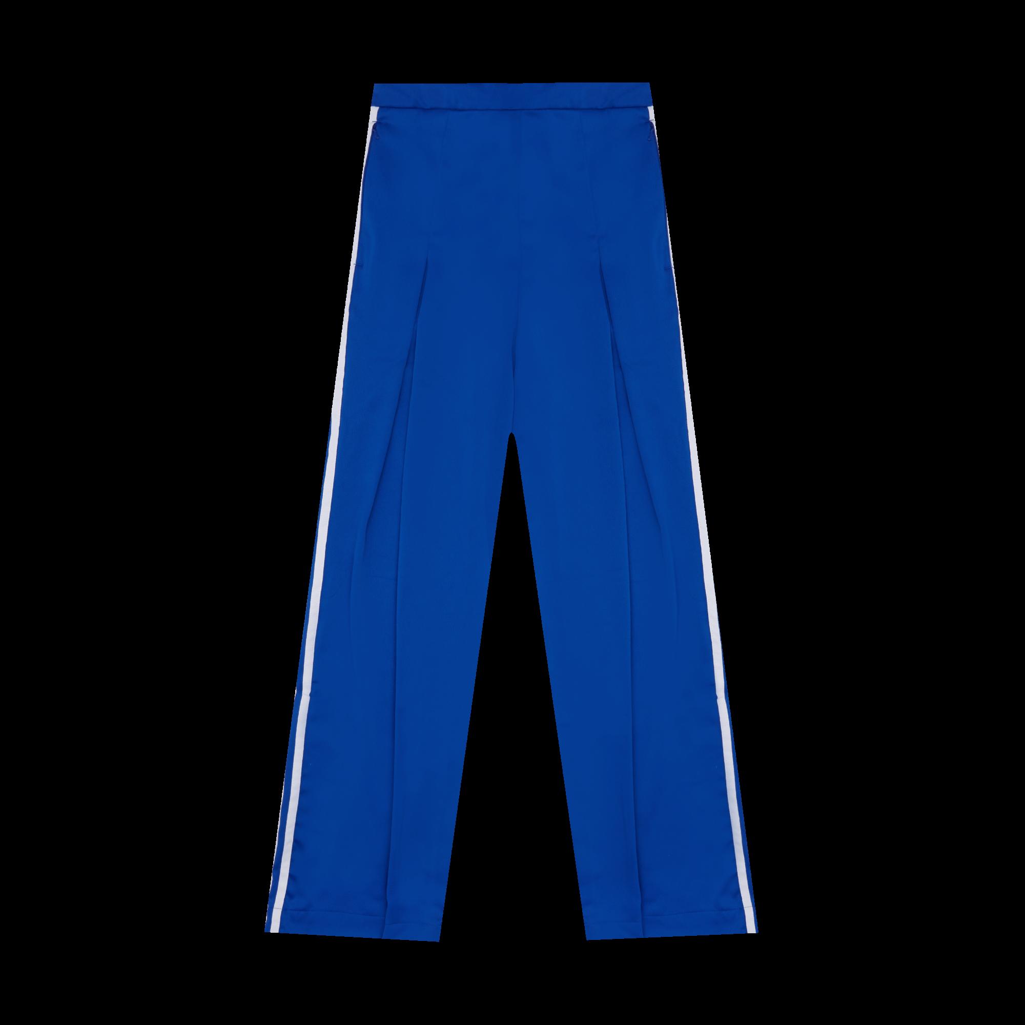 Fsh L Pant royal blue