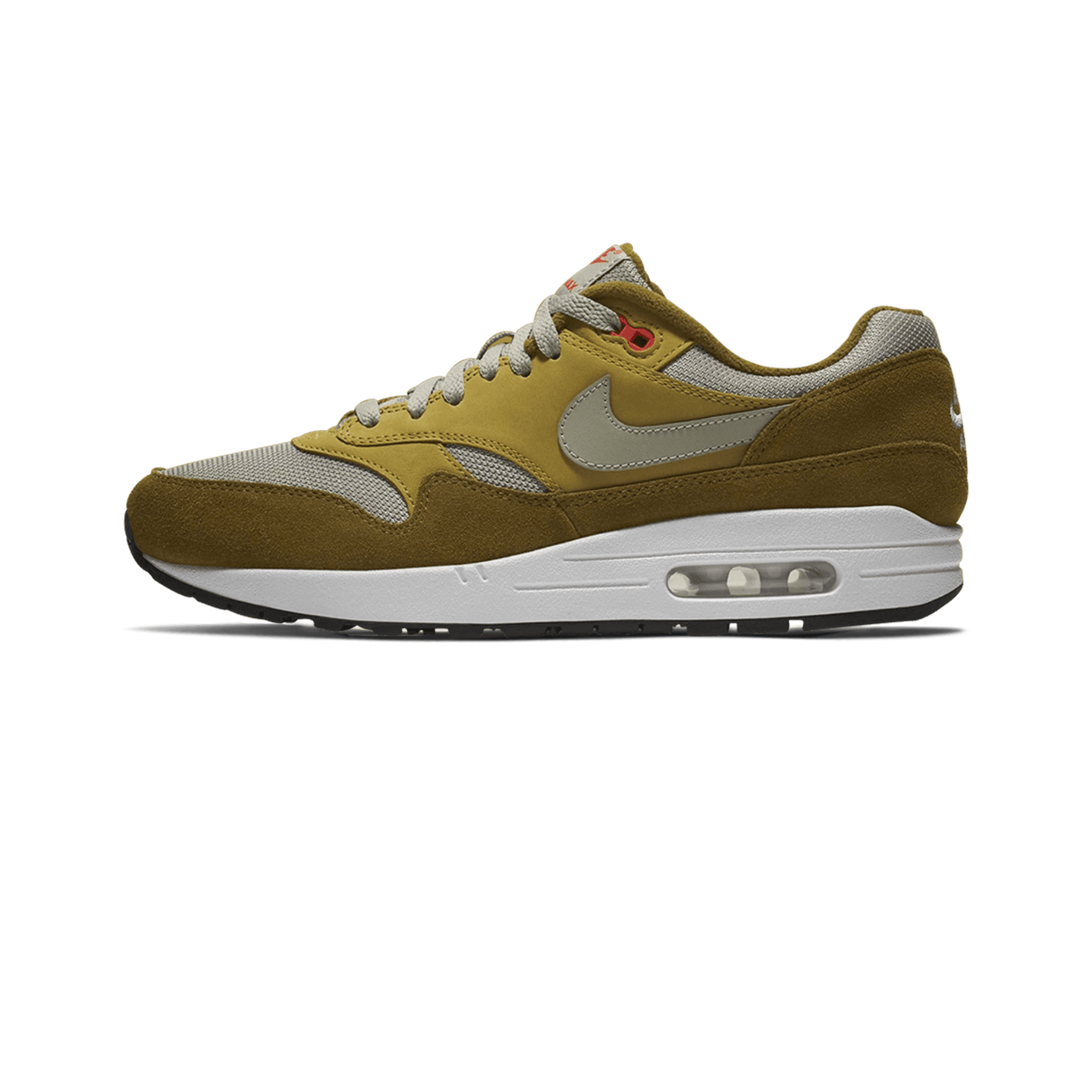 Air Max 1 Premium Retro Curry Pack olive flak / spruce fog / peat moss