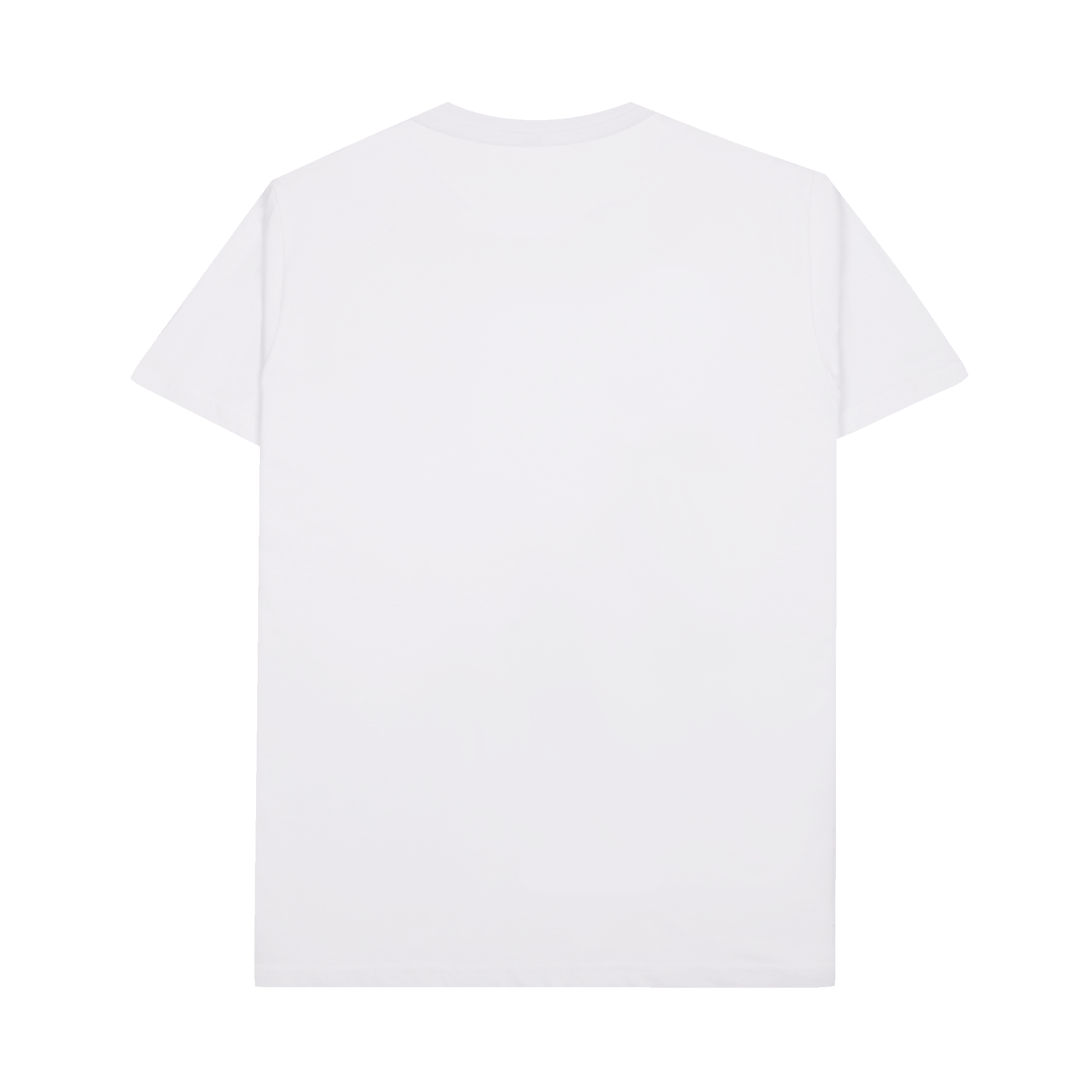 Pleasewait Tee white
