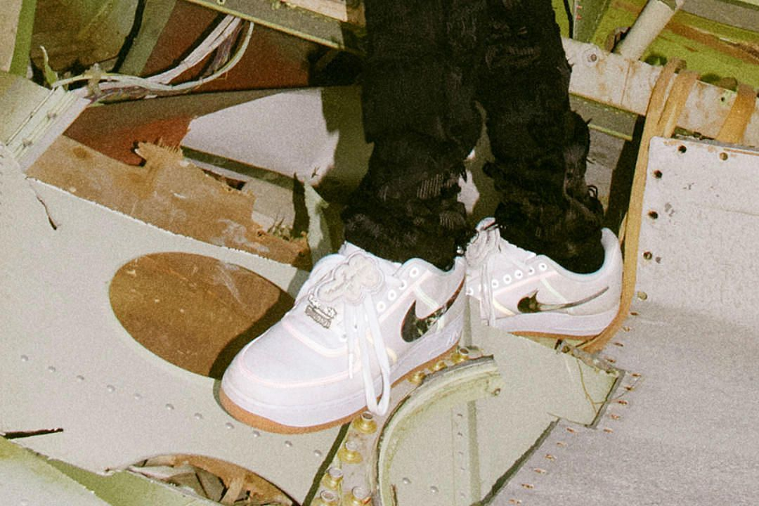 Travis Scott Amazes Again with a Brand New Air Force 1