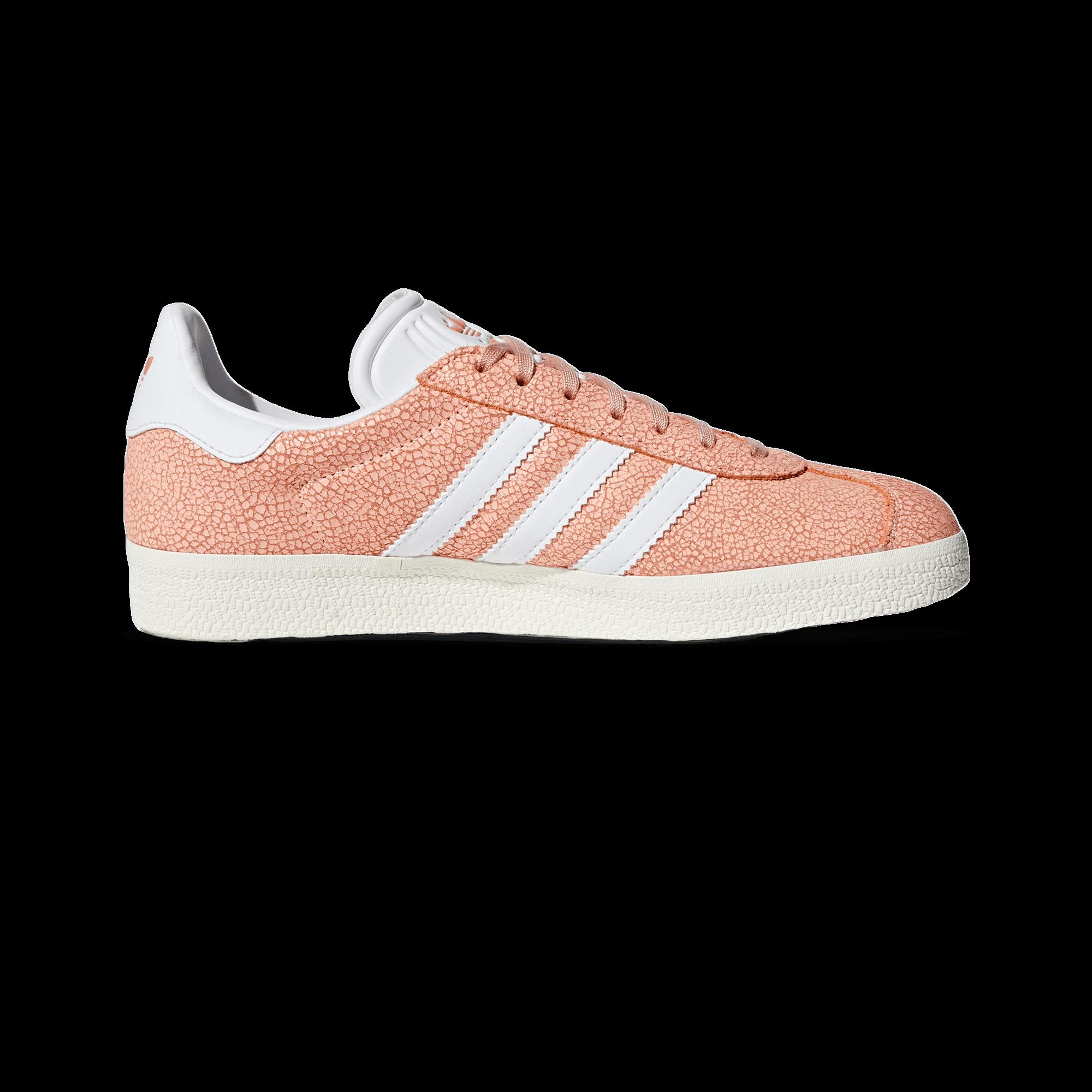 Gazelle W clear orange / footwear white