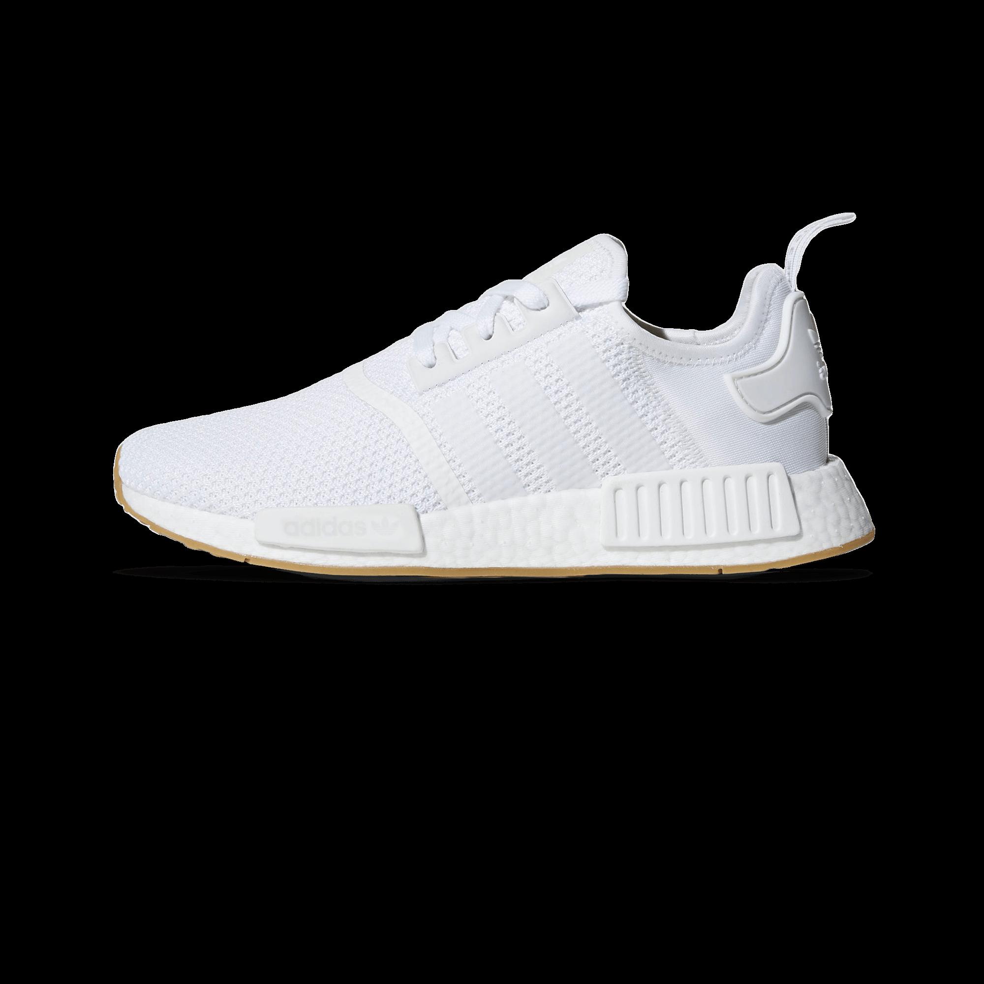 32cf3214c adidas NMD R1 white   gum - Men