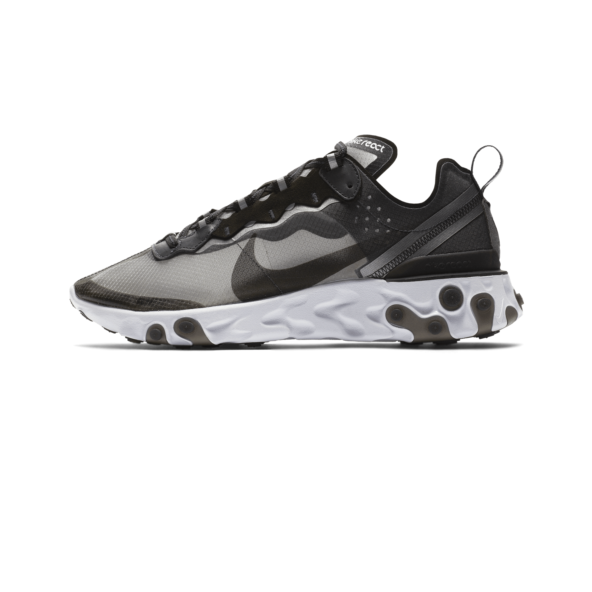 React Element 87 anthracite  black  white