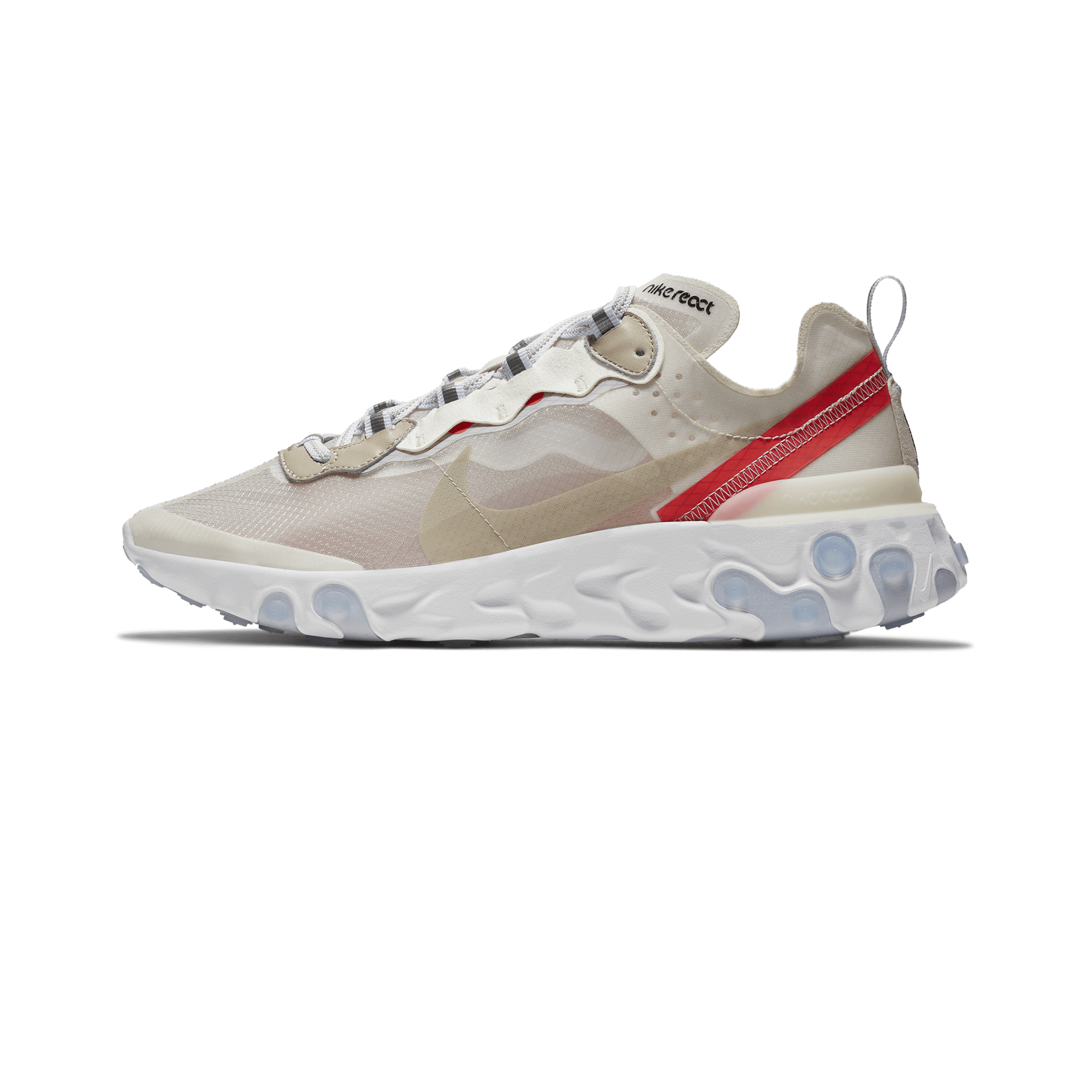 React Element 87 sail  light bone  rush orange