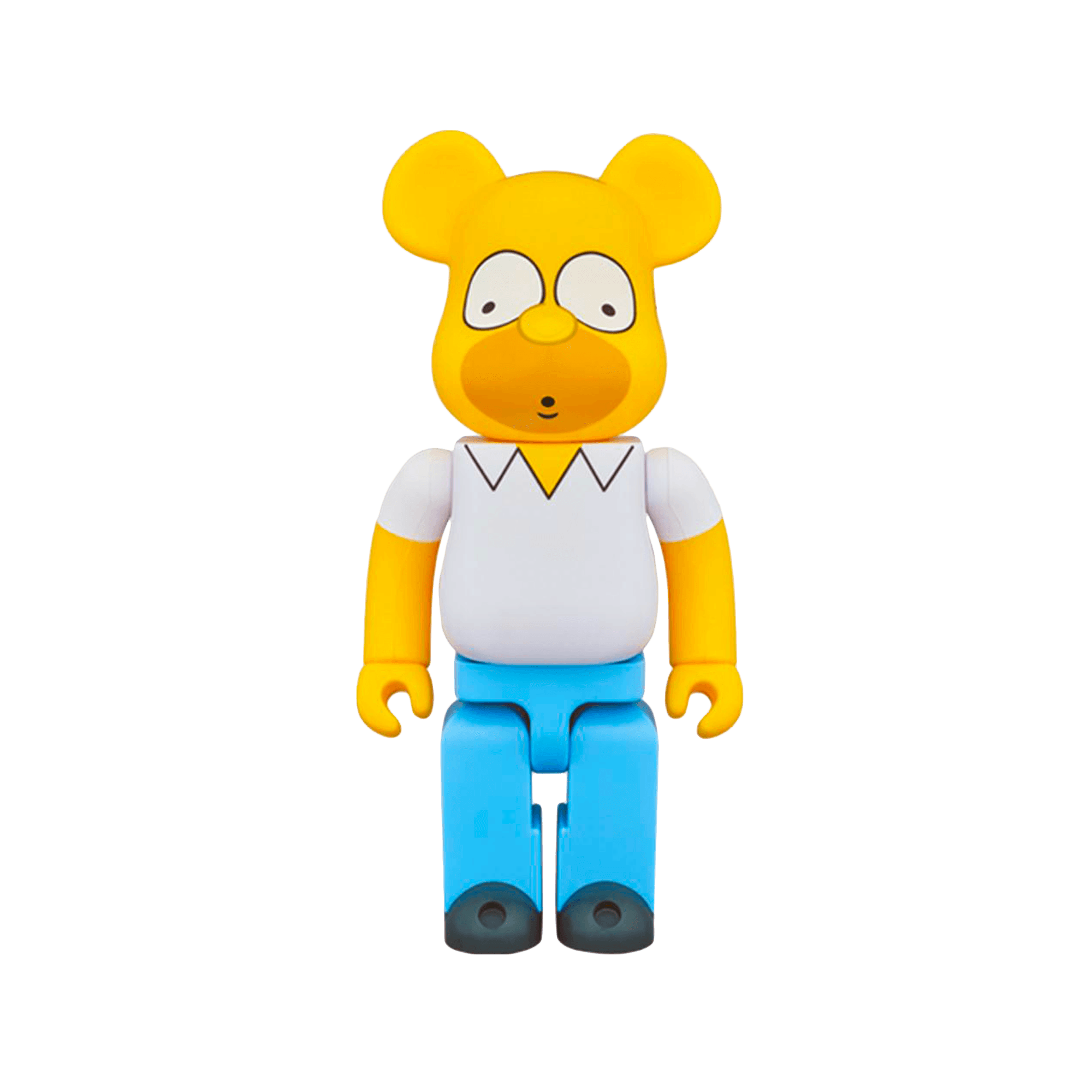 Be@rbrick 1000% The Simpsons Homer Simpson yellow